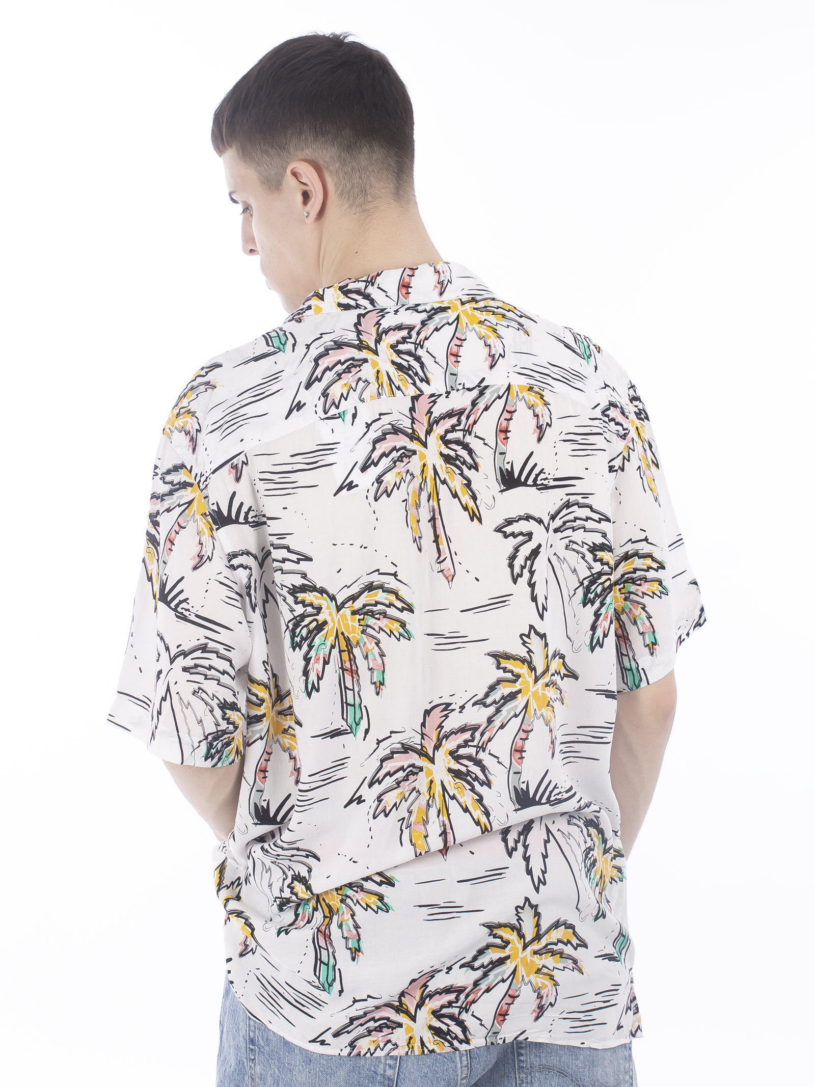 JACK & JONES   Shirts   12170906BIANCO