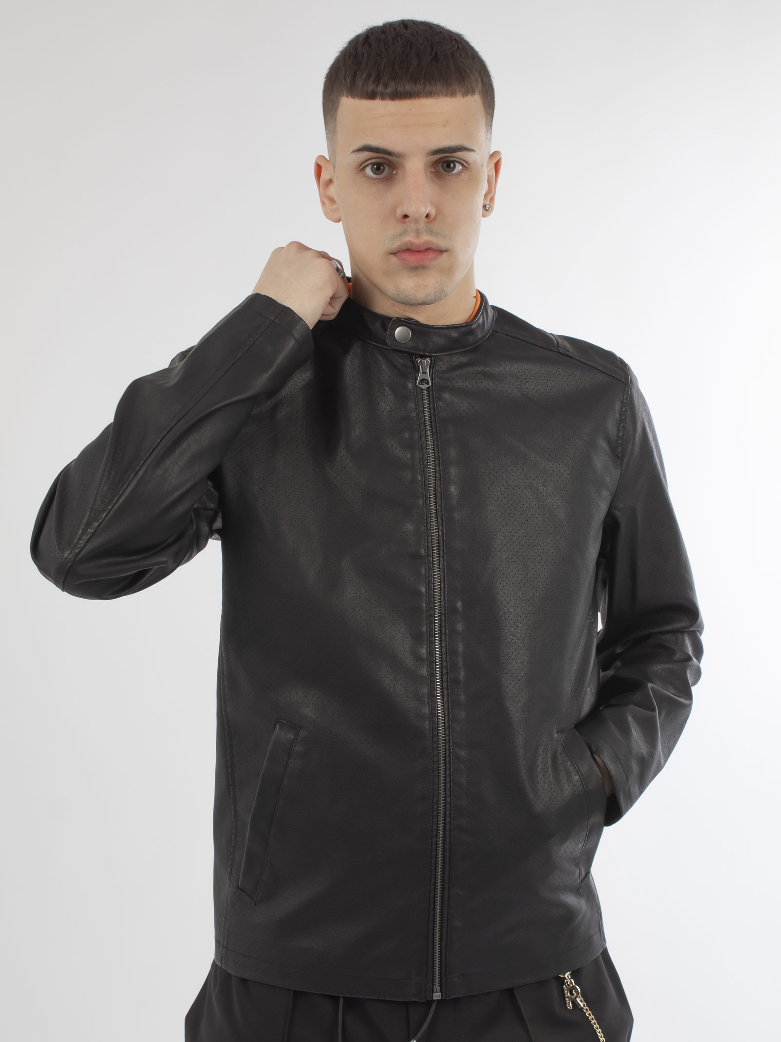 JACK & JONES | Jacket | 12173576NERO