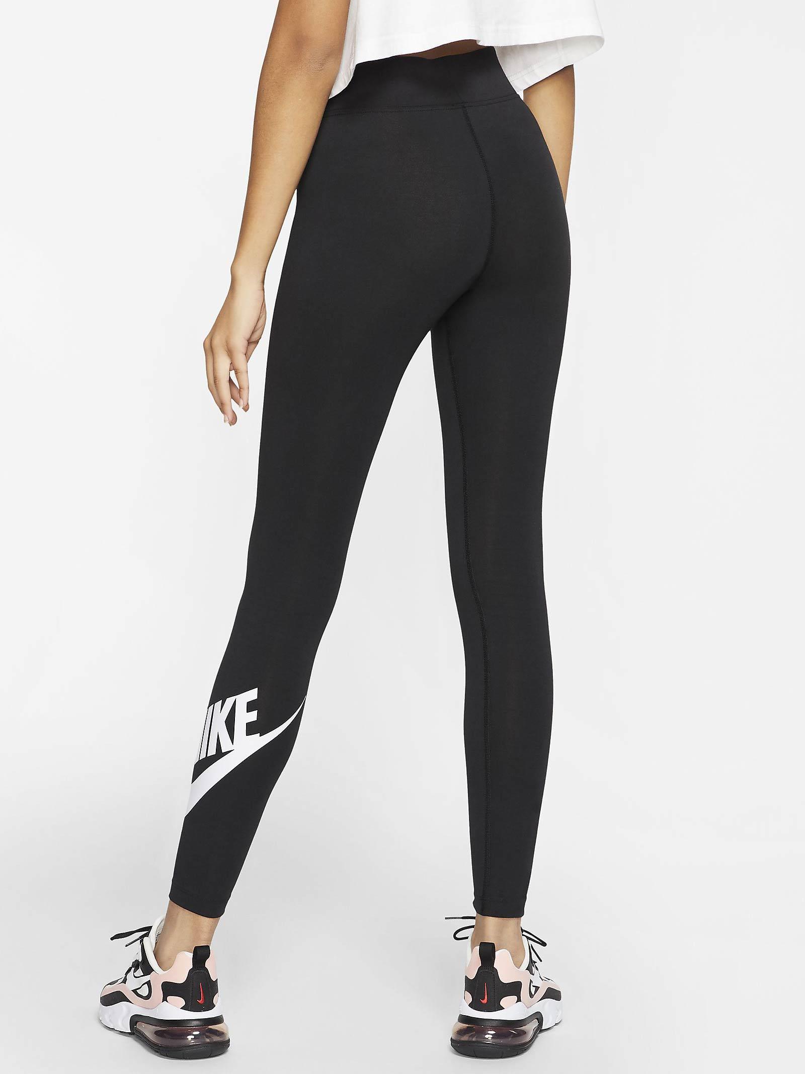 Sportwear swoosh NIKE   Legging   CJ2297NERO