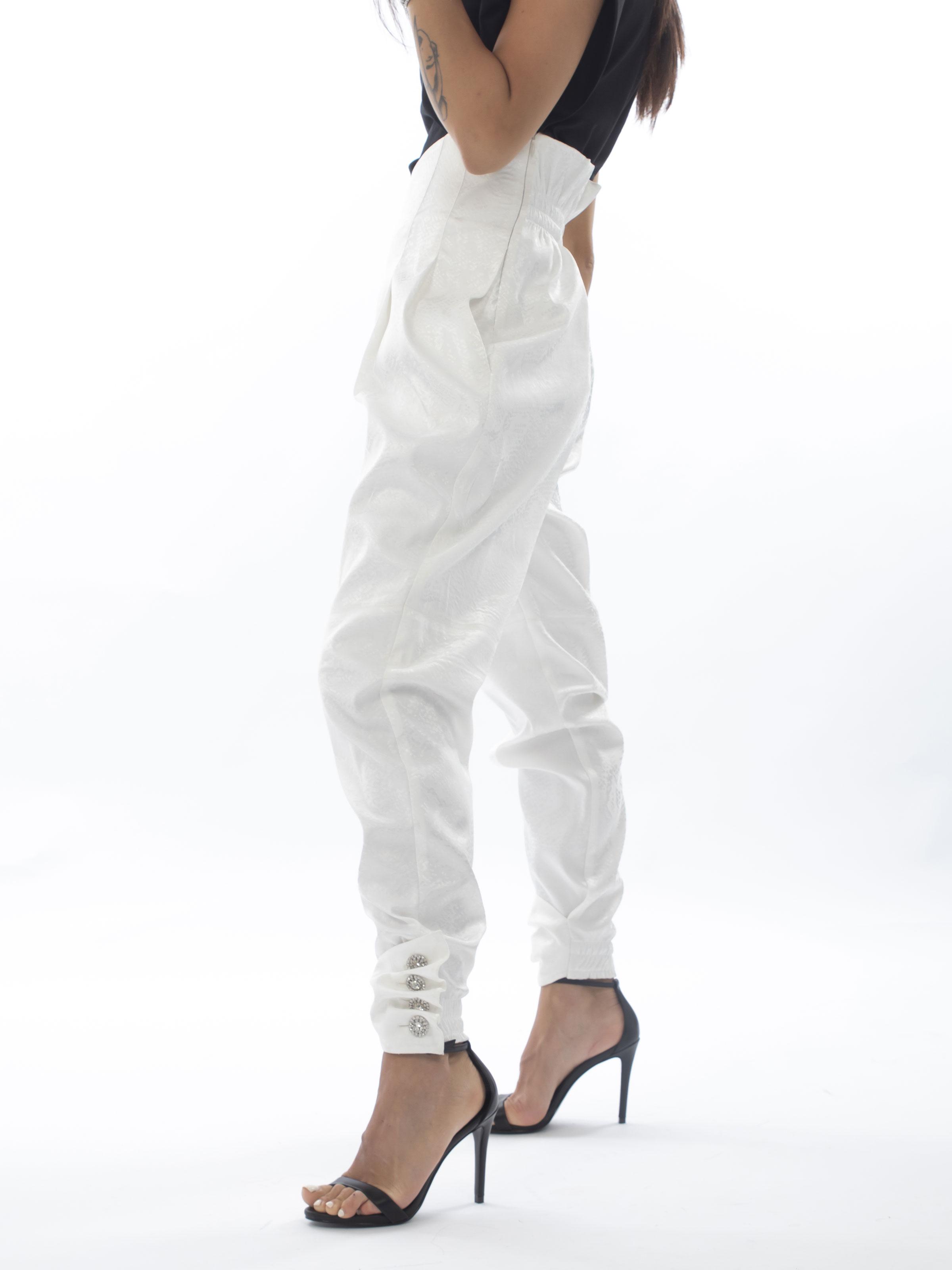 PANTALONE NINEMINUTES | Pantaloni | THE PENCEBIANCO