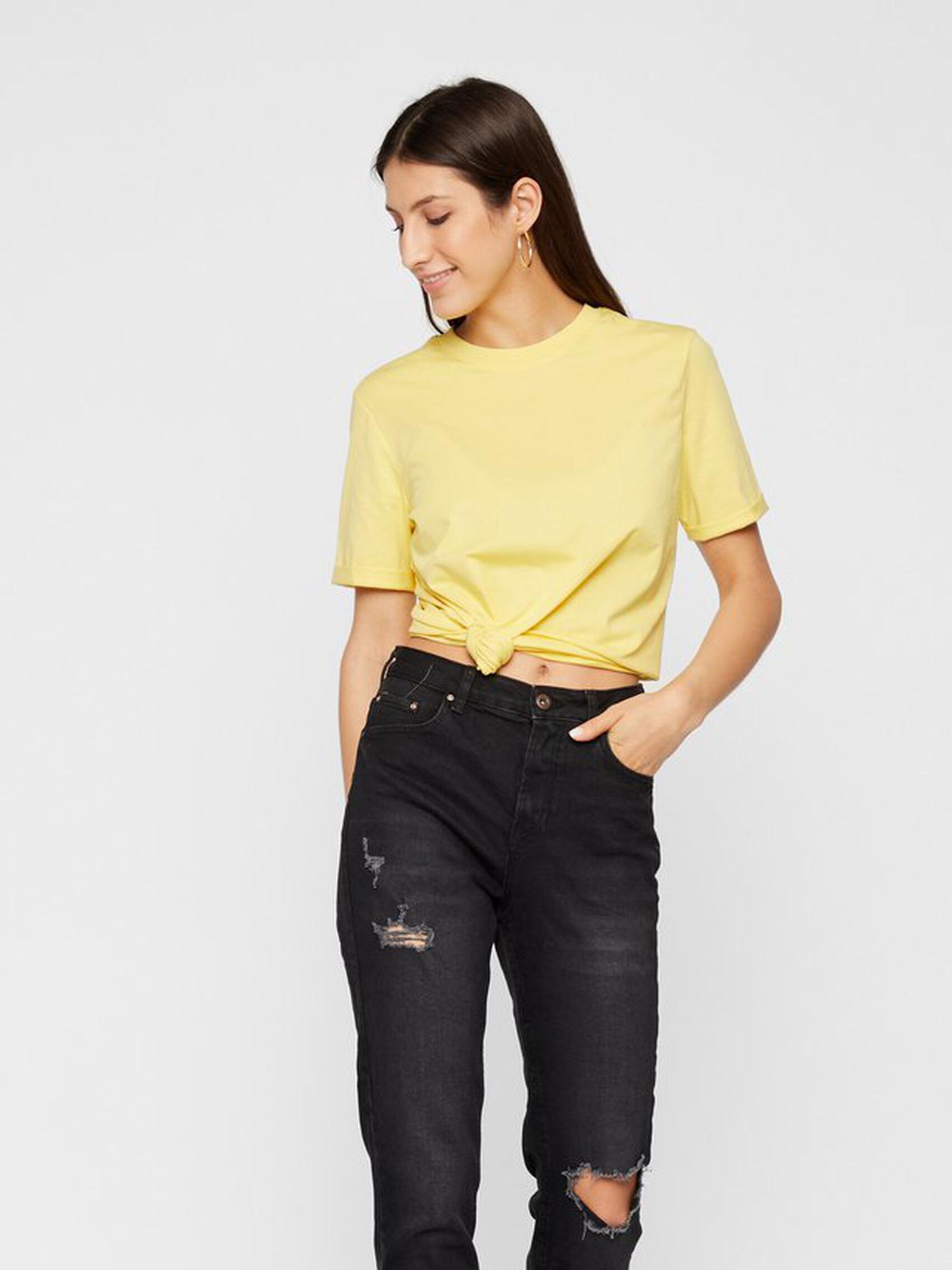 T-SHIRT BASIC PIECES | T-shirt | 17088970GIALLO