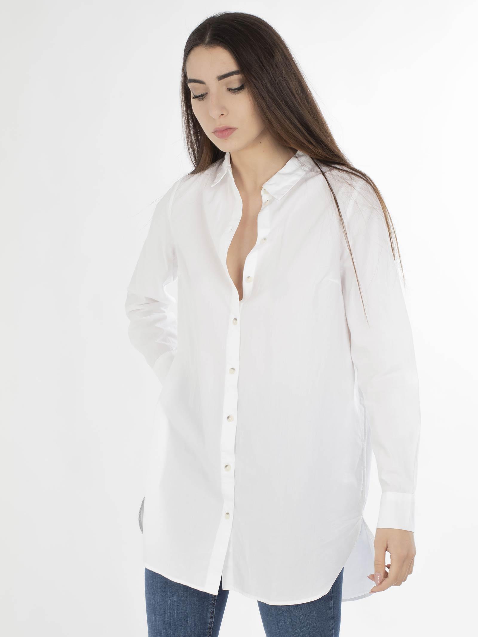PIECES | Shirts | 17101891BIANCO