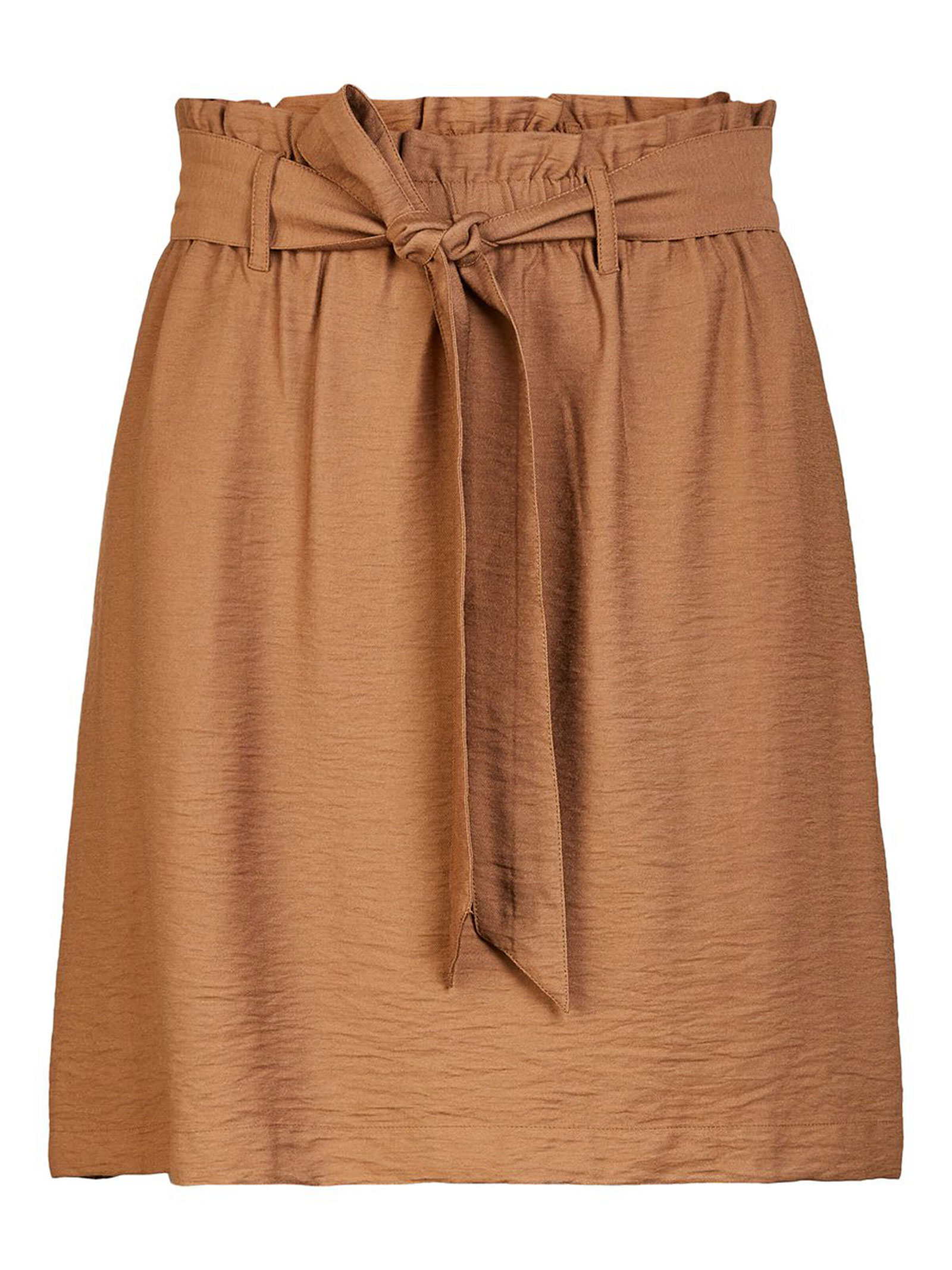 PIECES | Skirt | 17101967CUOIO