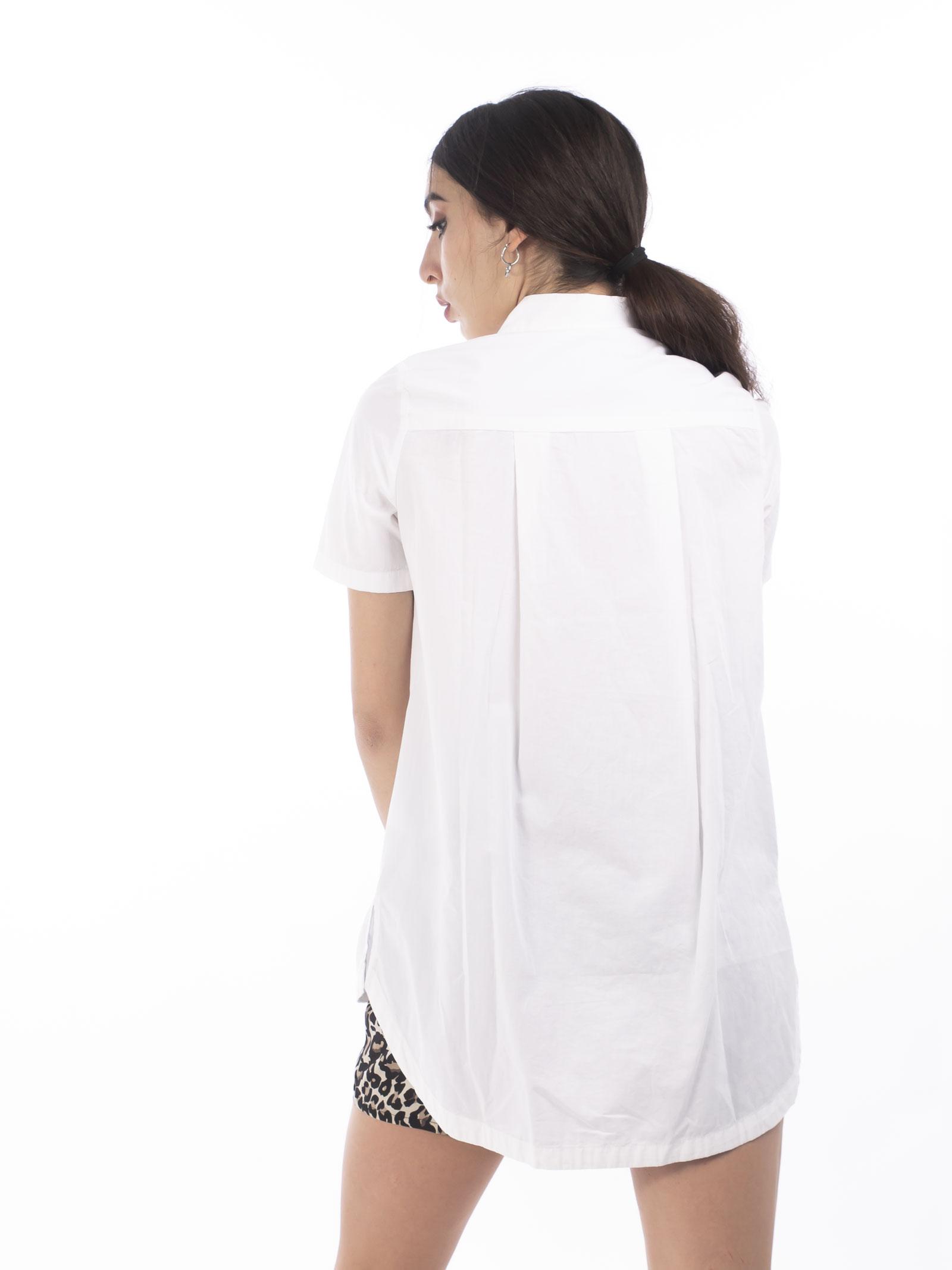 PIECES | Shirts | 17104575BIANCO