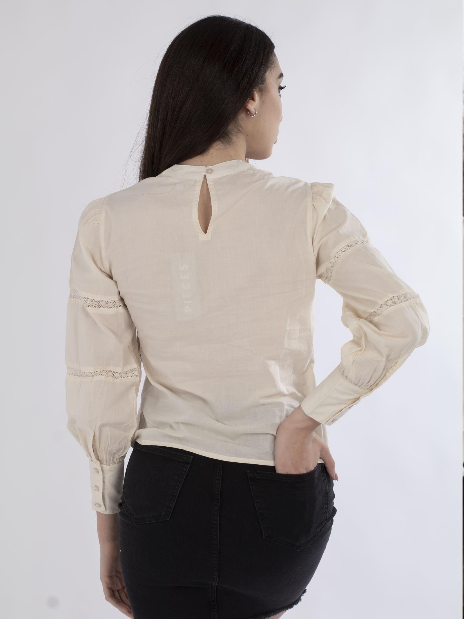 PIECES | Sweaters | 17105322BEIGE