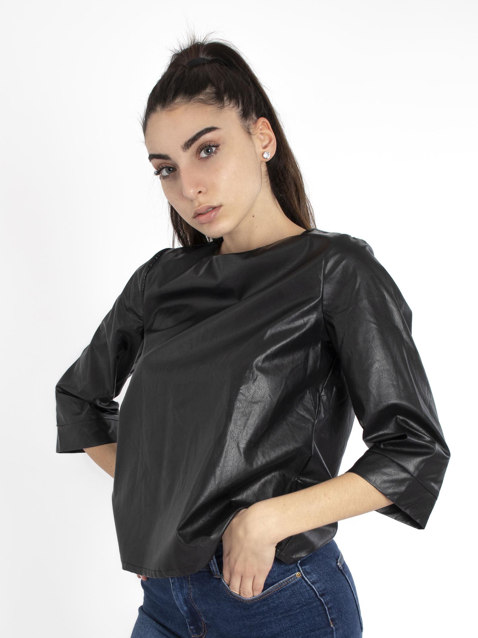 PIECES | Sweaters | 17105543NERO