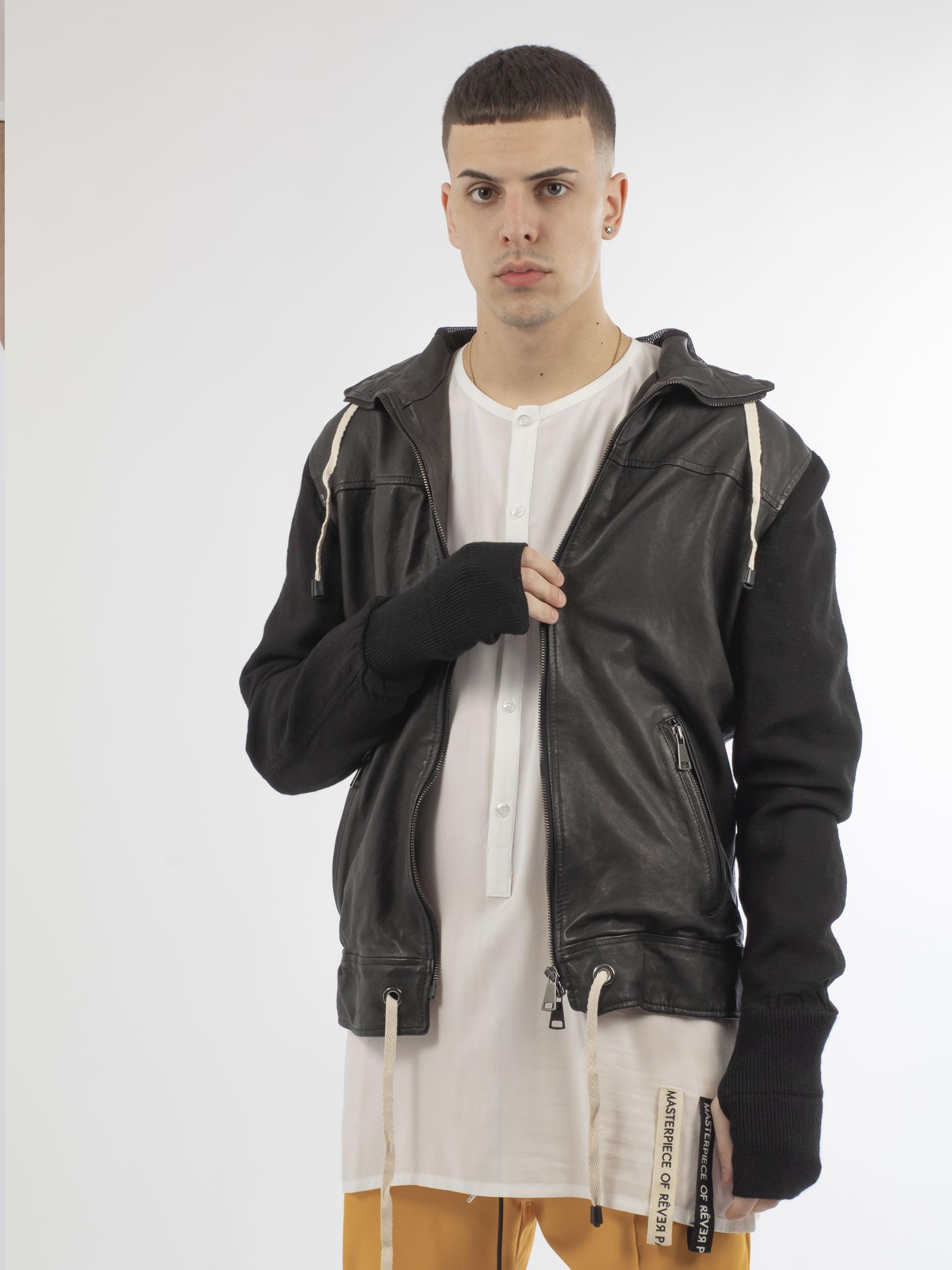 REVER | Jacket | GR02120UNERO