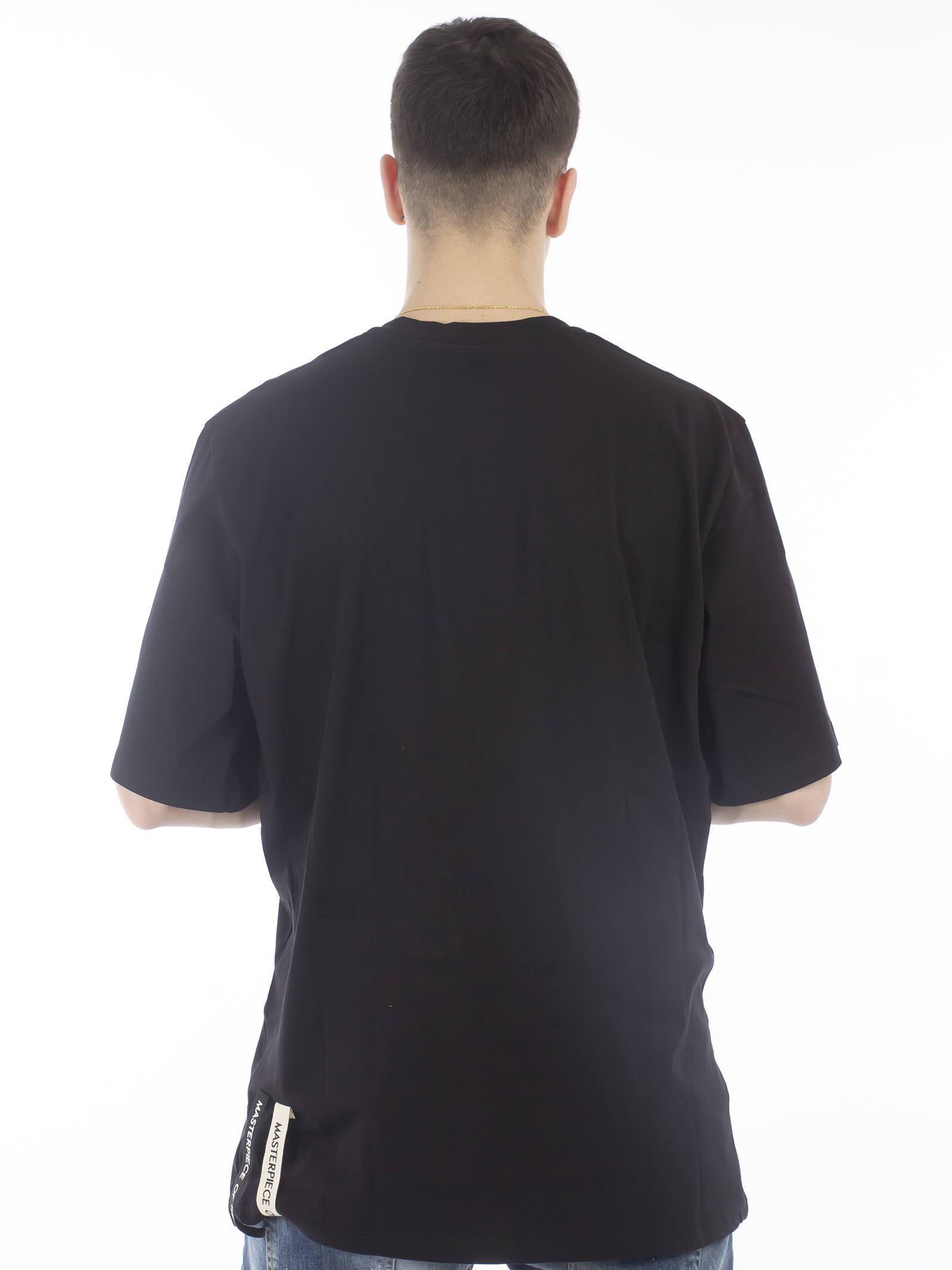 T-SHIRT REVER | T-shirt | RV33120UNERO