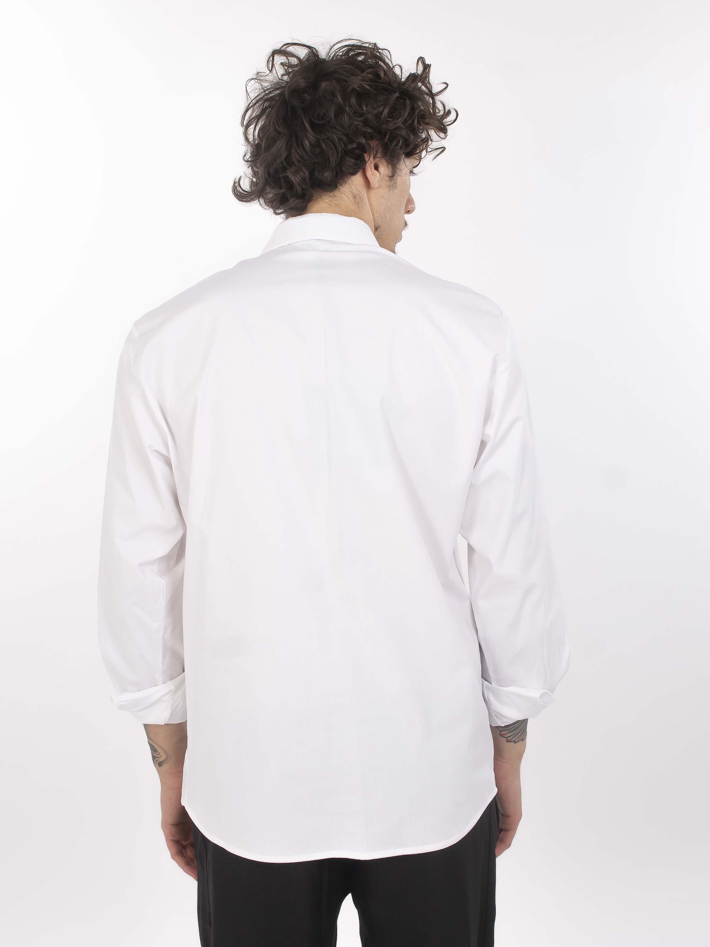 REVER | Shirts | RV85120UBIANCO
