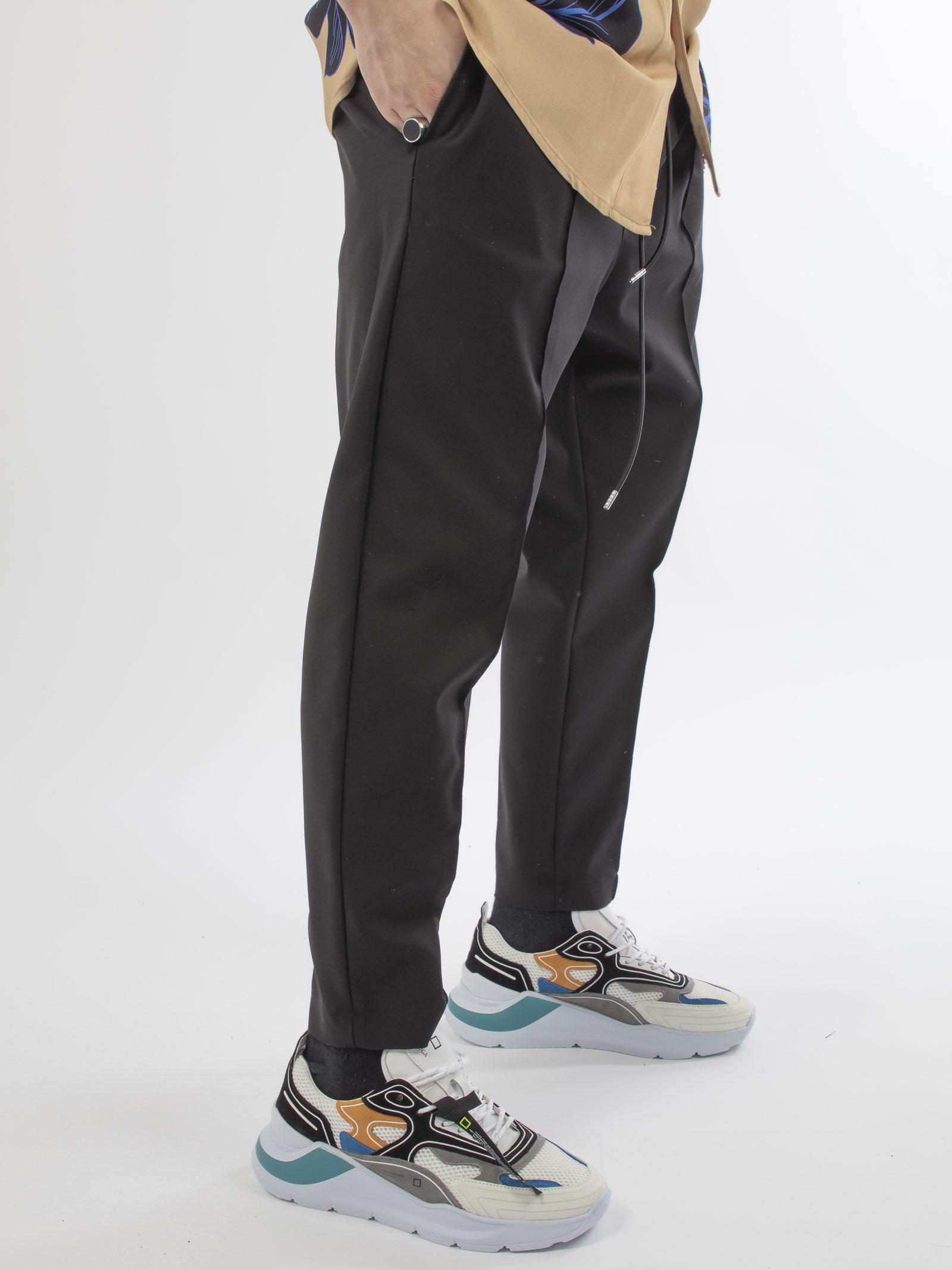 Pantalone REVER | Pantaloni | RV96120UNERO