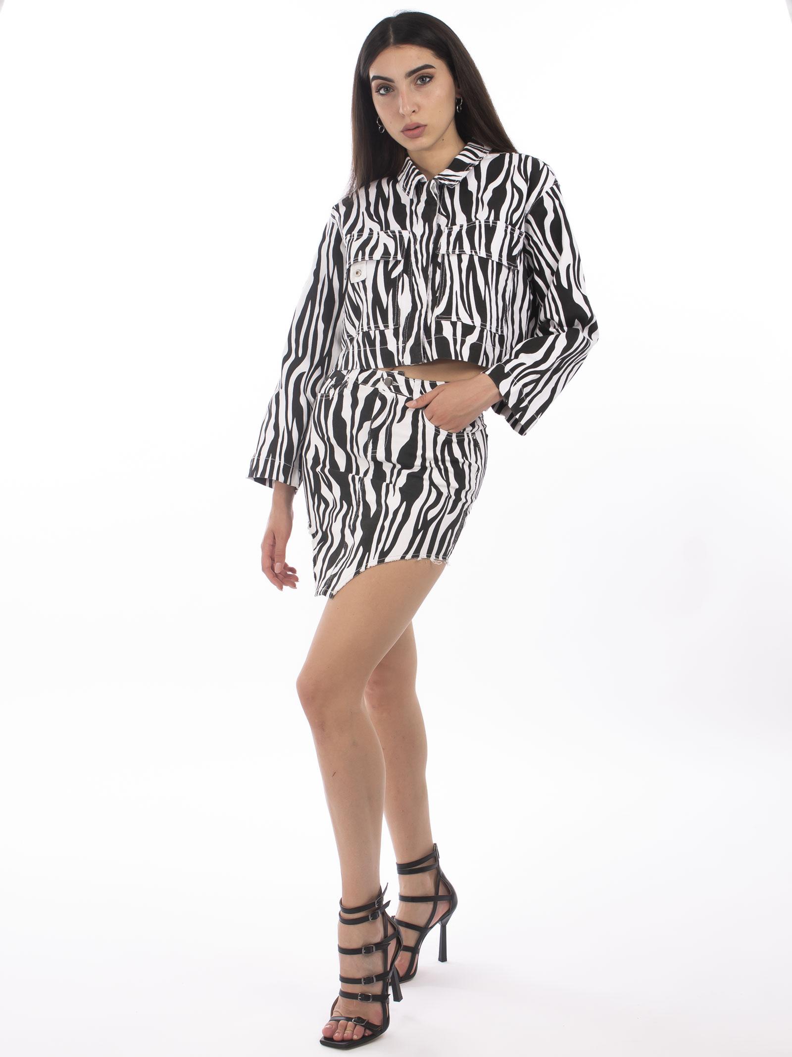 TPN | Skirt | ANNACARLAZEBRATO