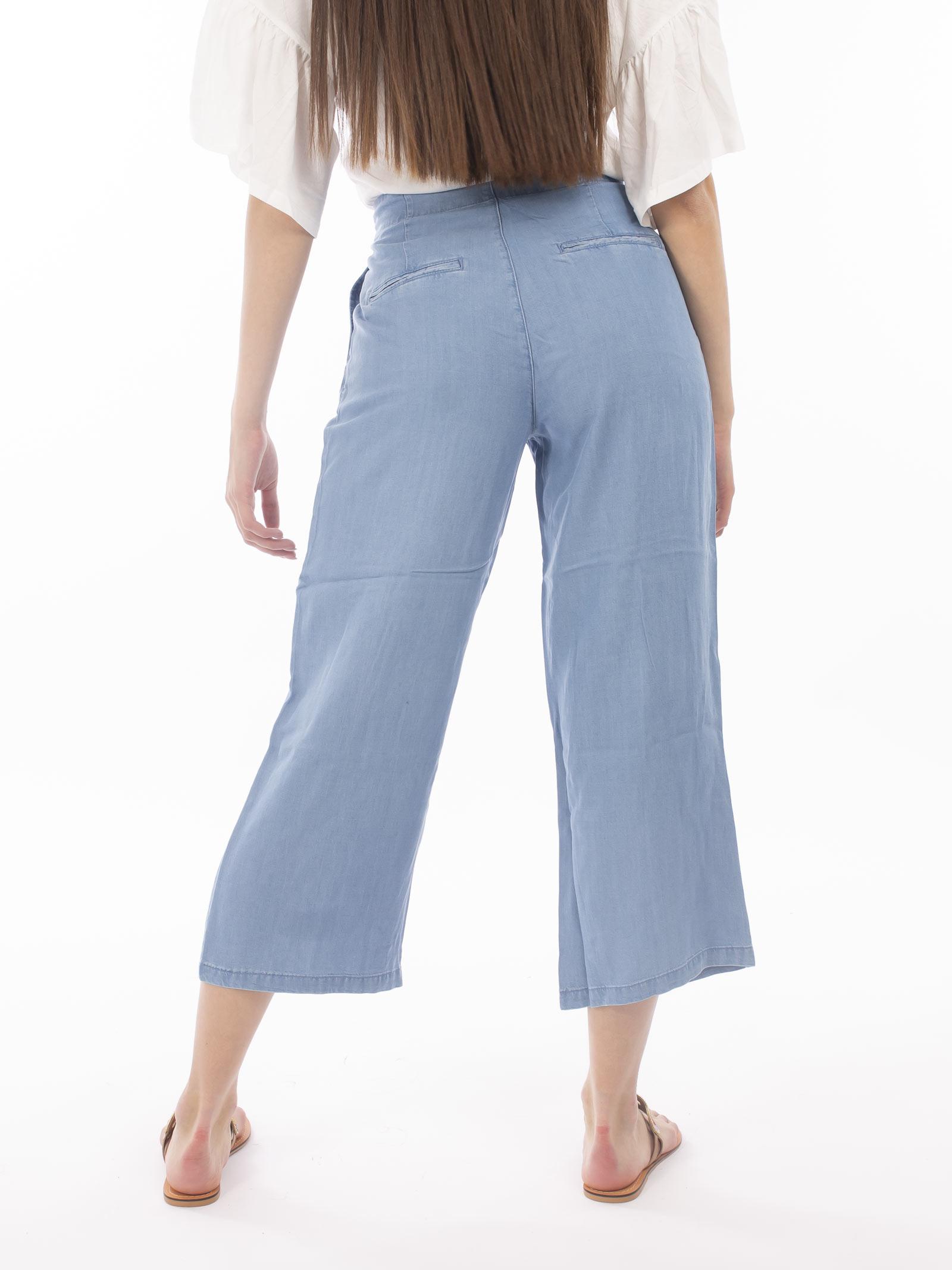 VERO MODA | Trousers | 10225395CELESTE