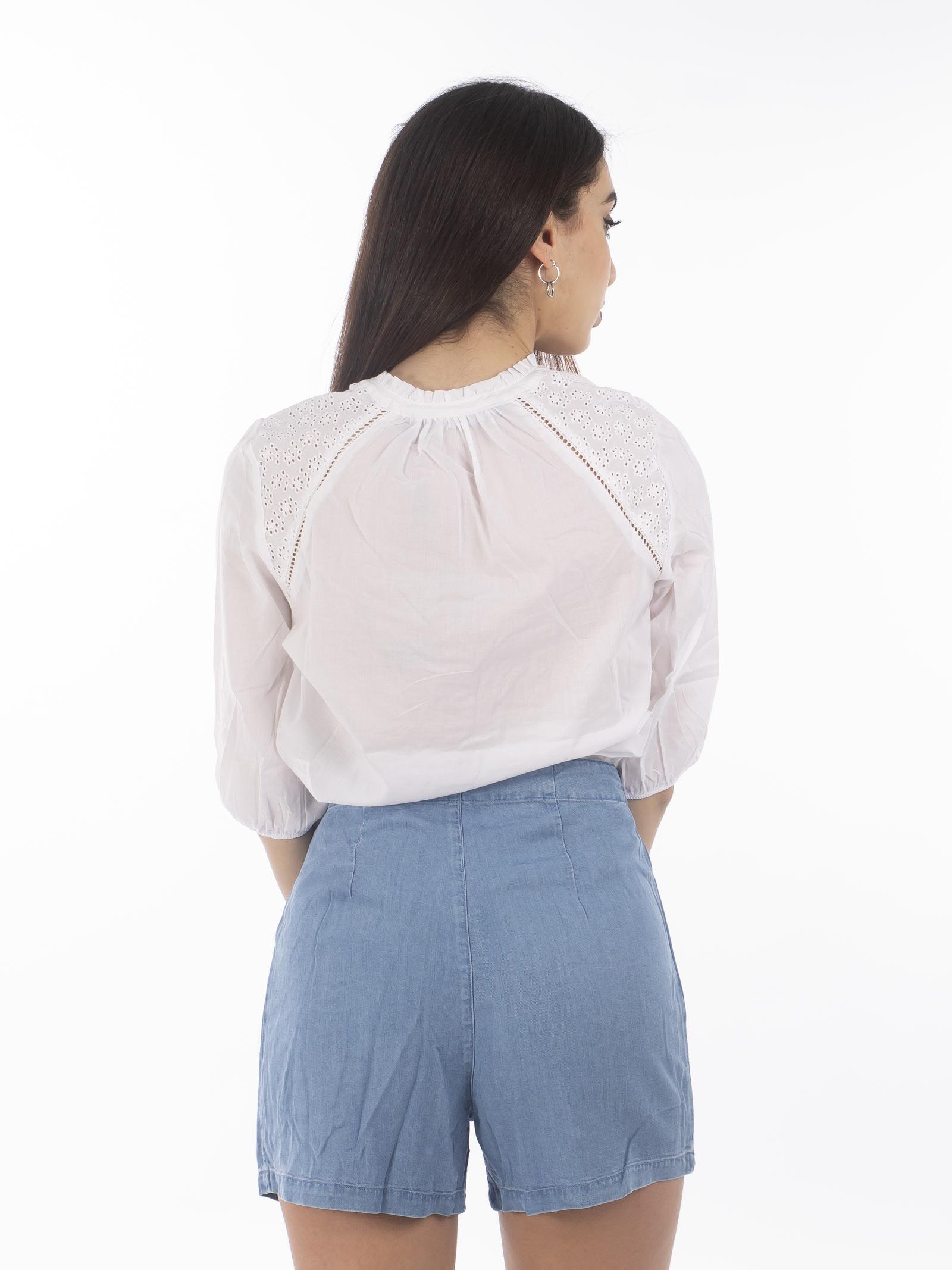 VERO MODA | Shirts | 10225958BIANCO
