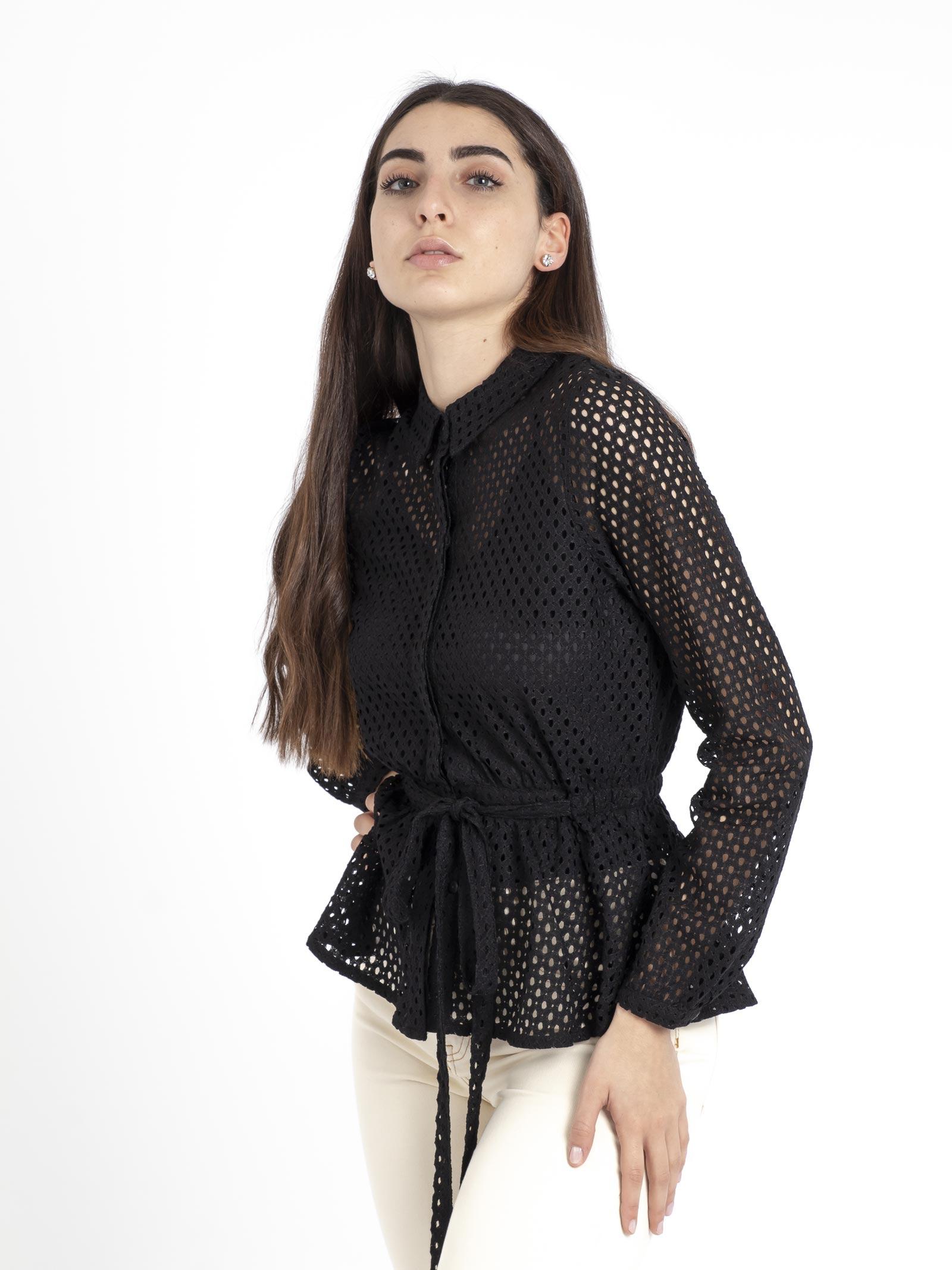 Camicia VERO MODA | Camicie | 10226339NERO