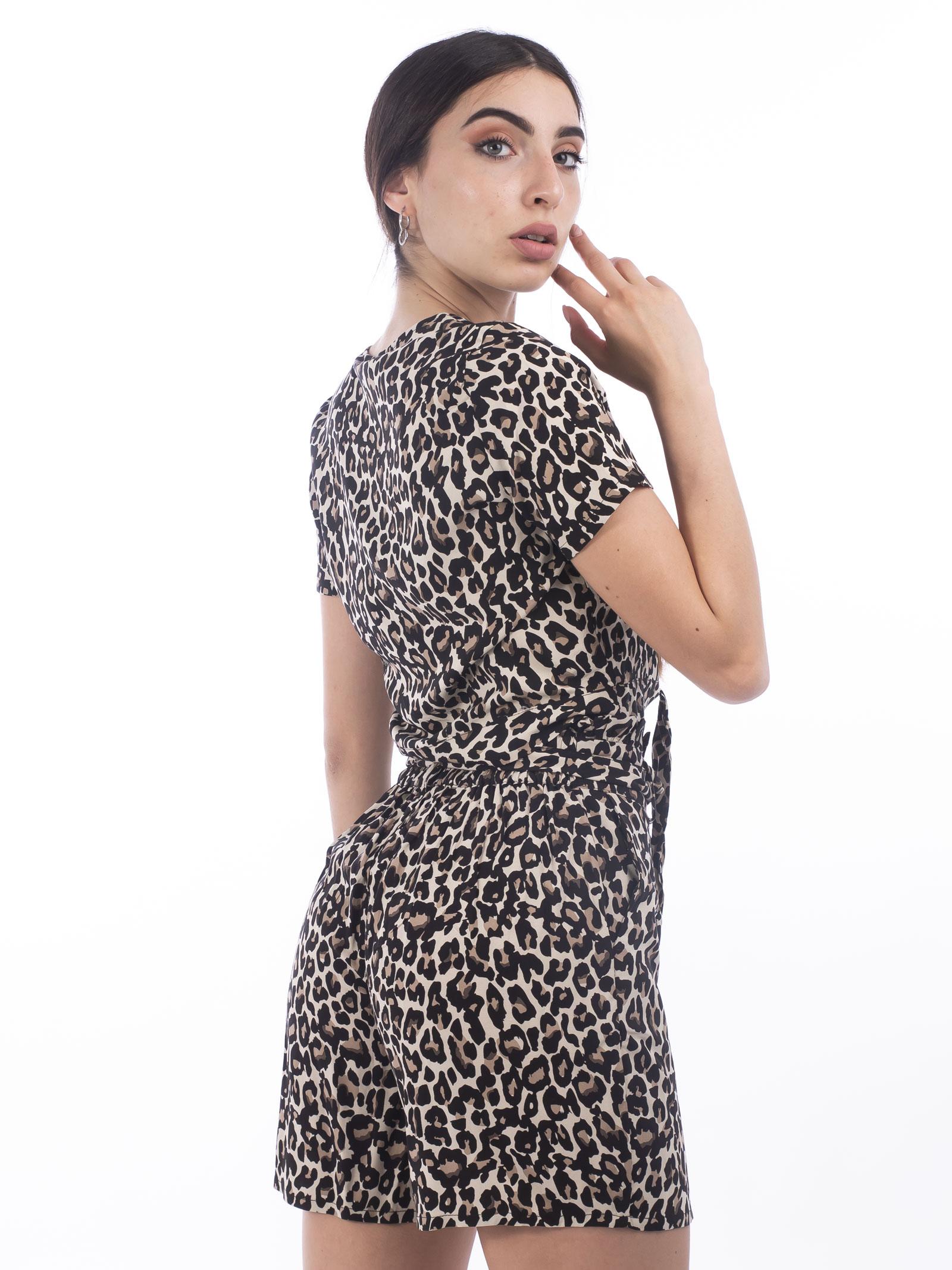 SHORT VERO MODA | Shorts | 10227849MACULATO