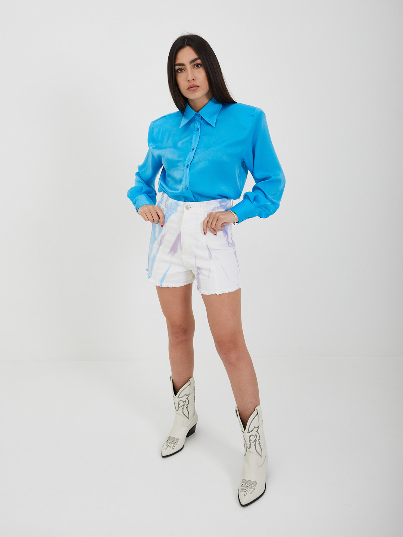 Short 5 RUE | Shorts | SS1078BIANCO