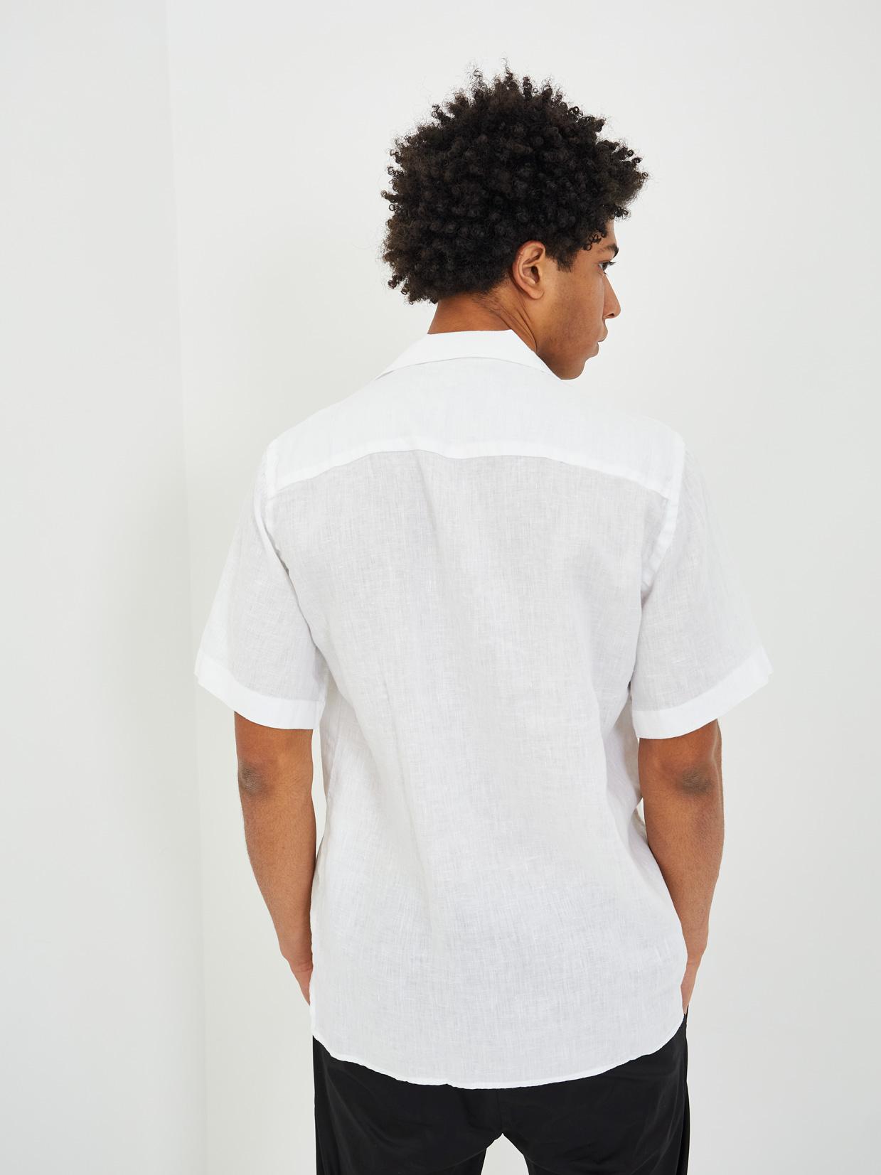 Shirt BLACK CIRCUS | Shirts | CAU7013EBIANCO