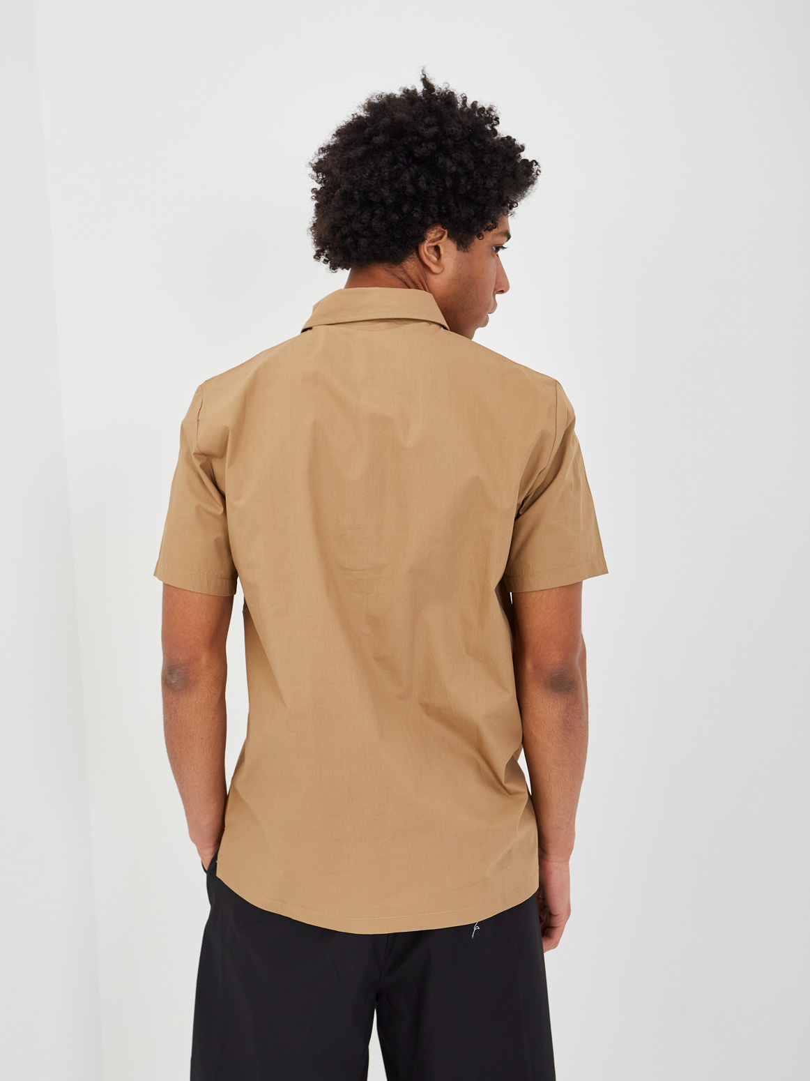 Shirt BLACK CIRCUS | Polo | TSU7057SMARRONE