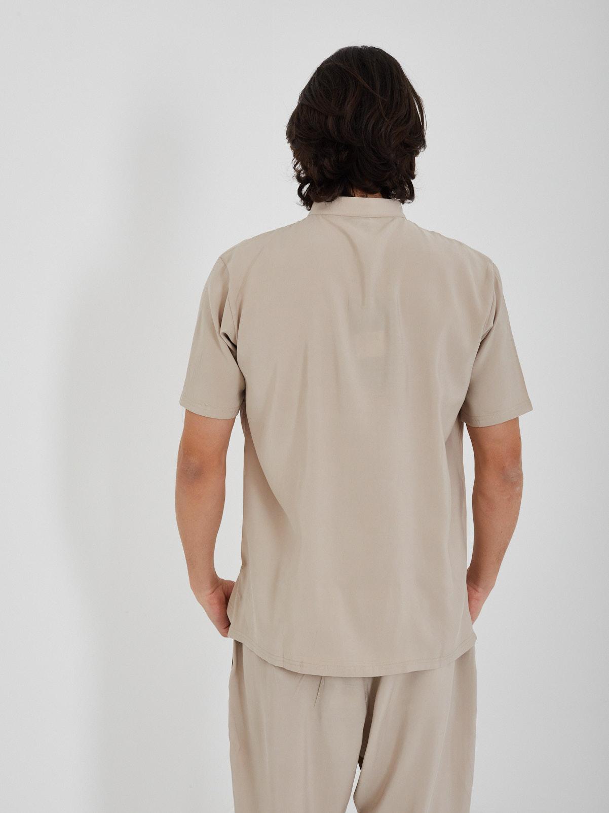 Shirt BLACK CIRCUS | Shirts | TSU7068FBEIGE