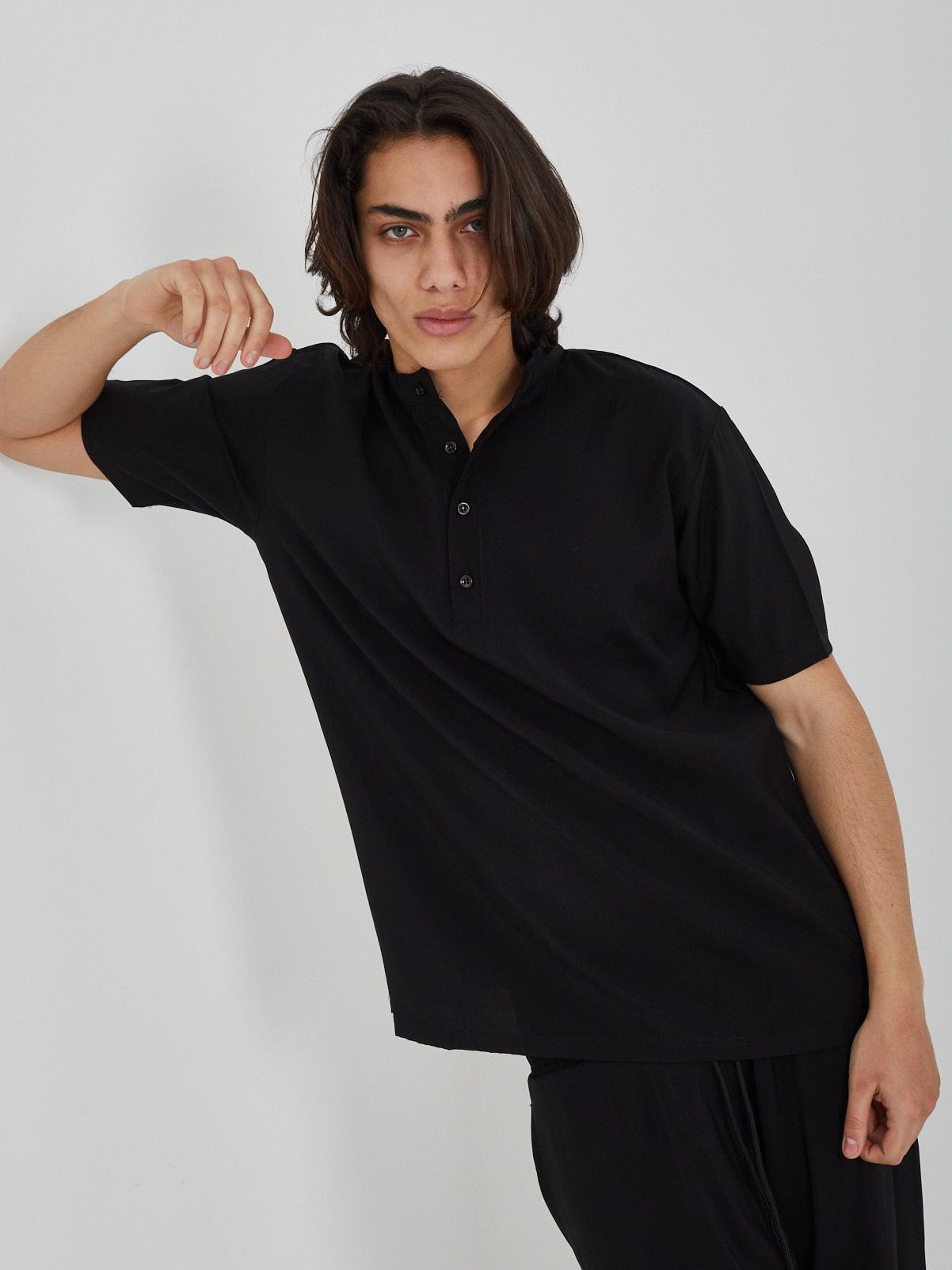 BLACK CIRCUS   Sweaters   TSU7068FNERO