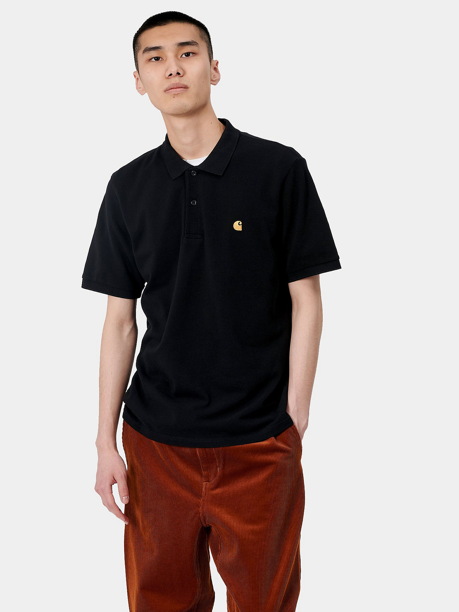 Polo CARHARTT | Polo | I023807NERO