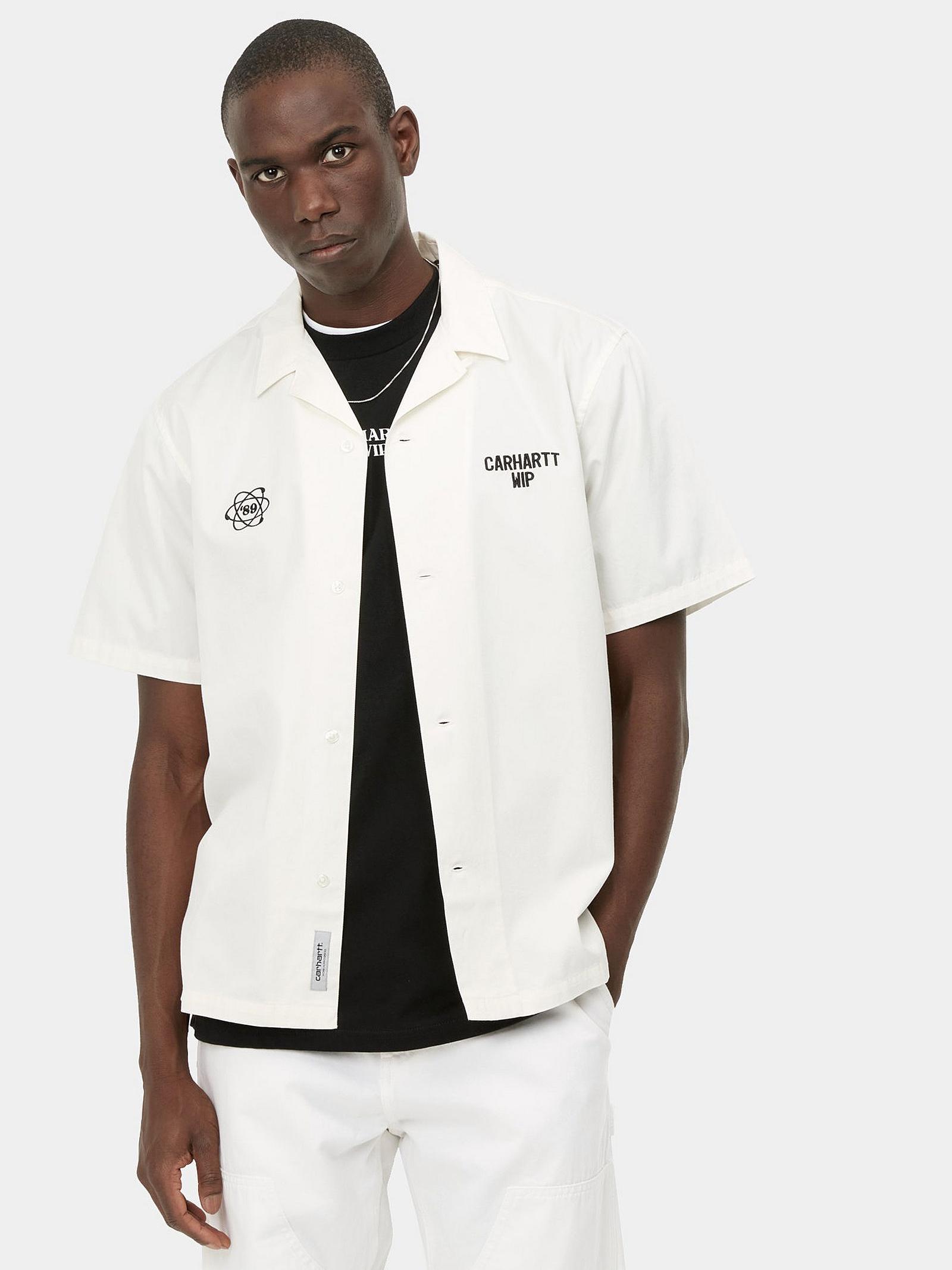Shirt CARHARTT   Shirts   I028806BIANCO