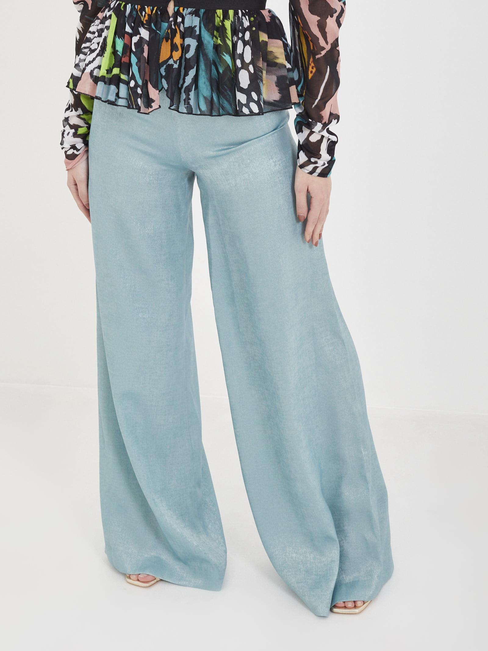 Pantaloni DRAME'E | Pantaloni | 21000VERDE