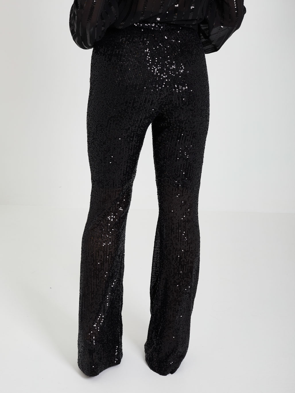 Pants DRAME'E | Trousers | D21010NERO