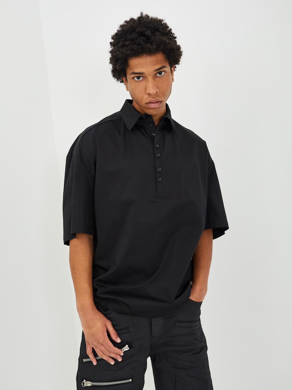 Shirt GAVENSEMBLE | Shirts | CAM 501NERO