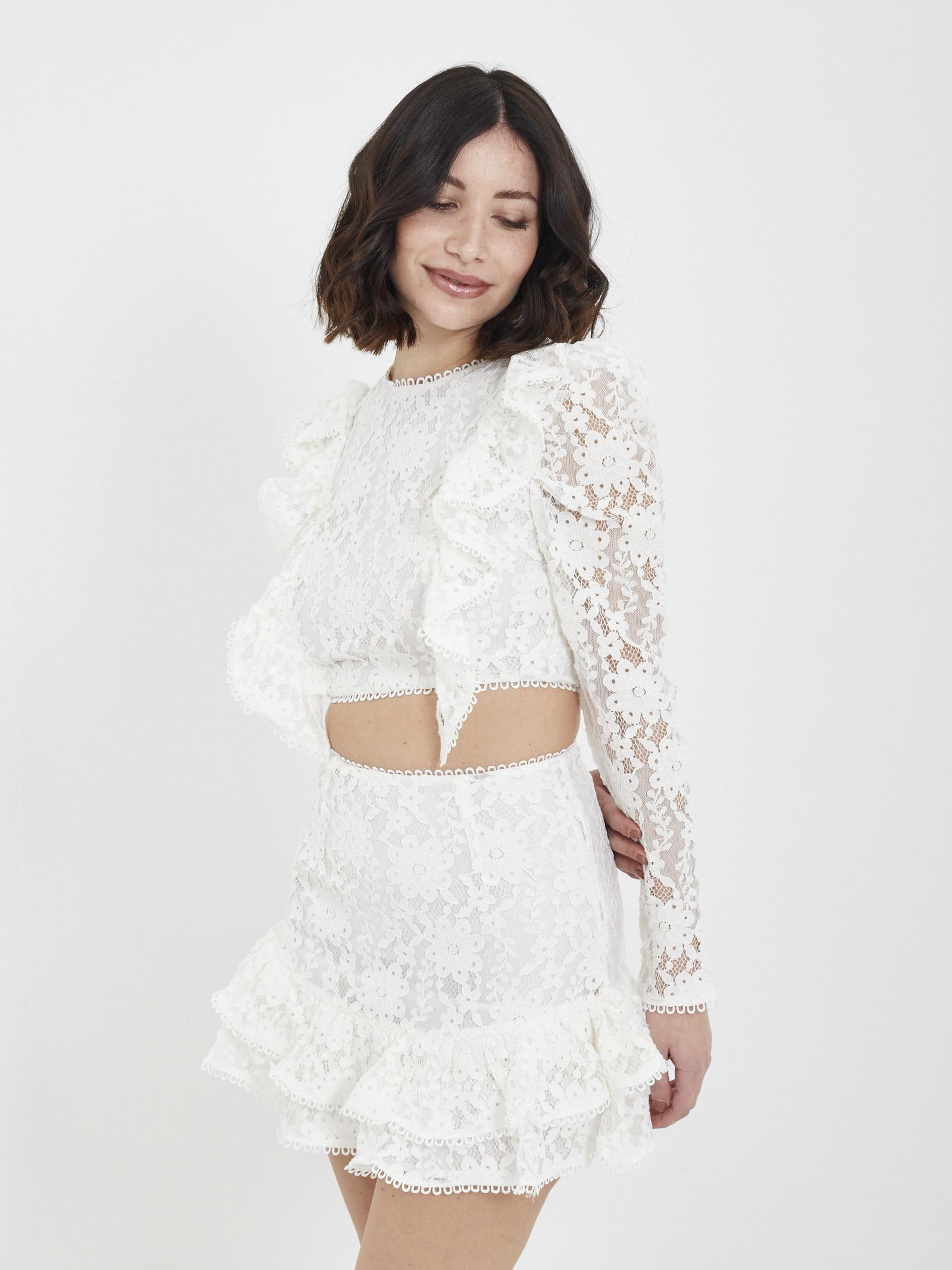 Top GLAMOROUS | Sweaters | GC0381BIANCO