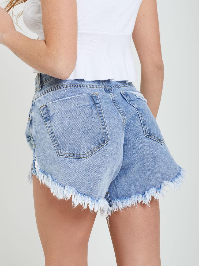 Short GLAMOROUS | Shorts | KA6744JEANS