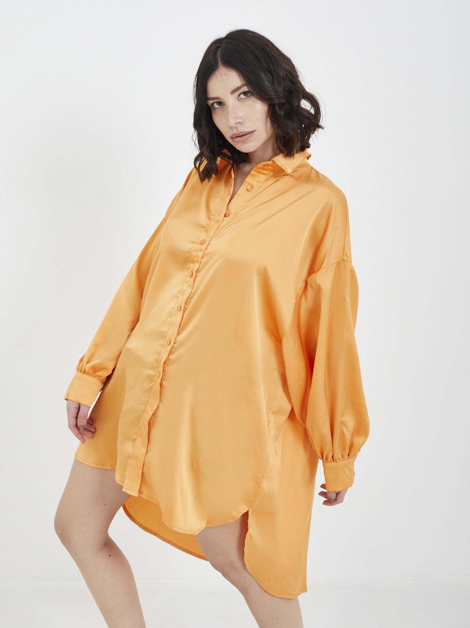 Shirt GLAMOROUS | Shirts | TM0188ARANCIONE