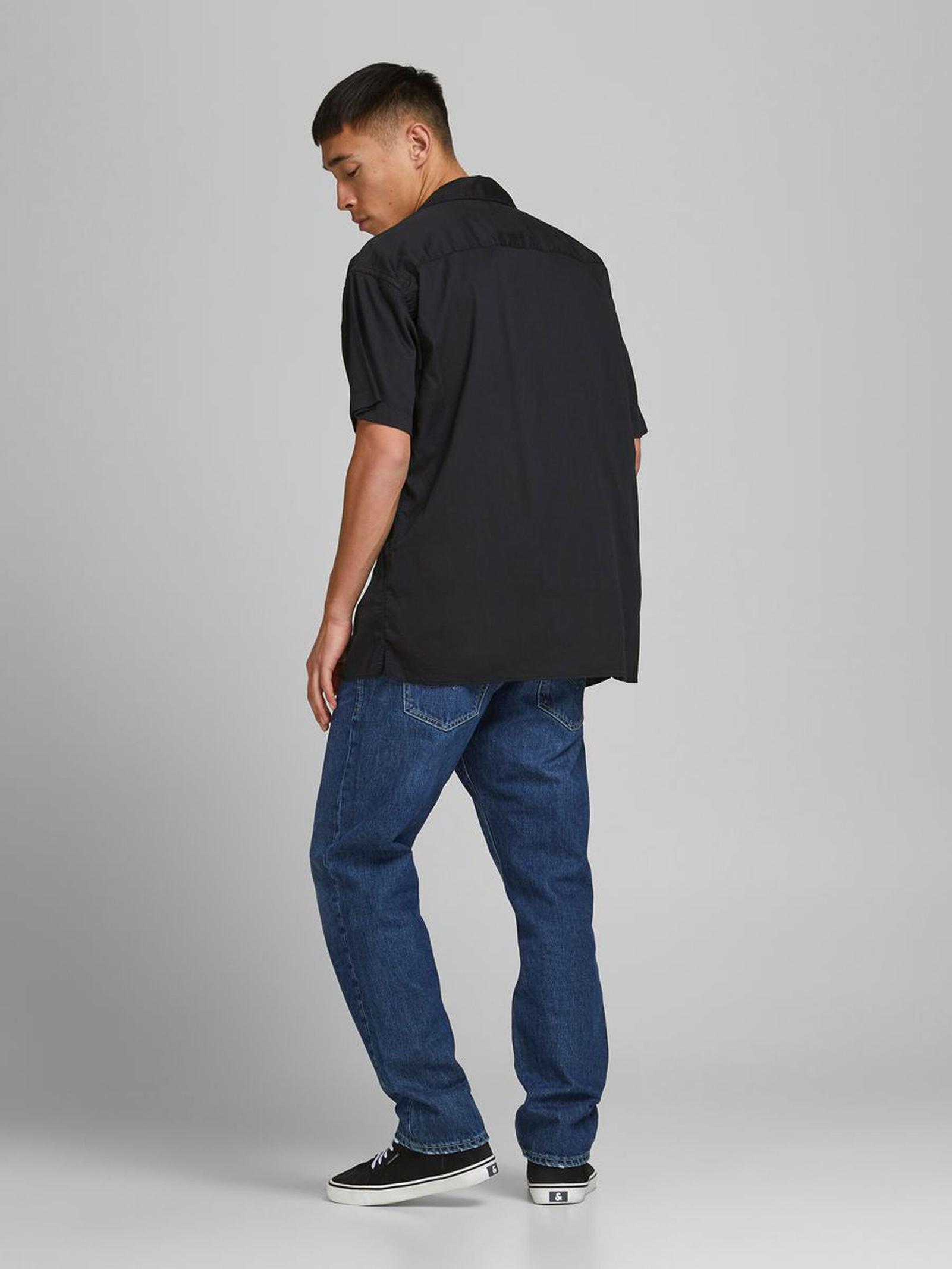 Shirt JACK & JONES | Shirts | 12183614NERO