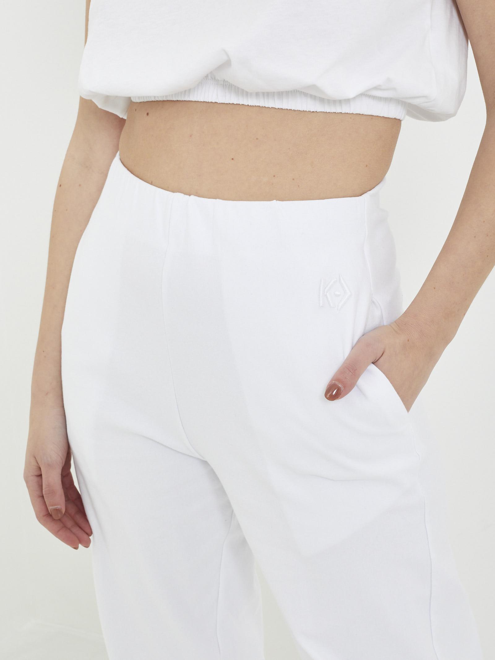 Pants KOSTUMN   Trousers   KE2172BIANCO