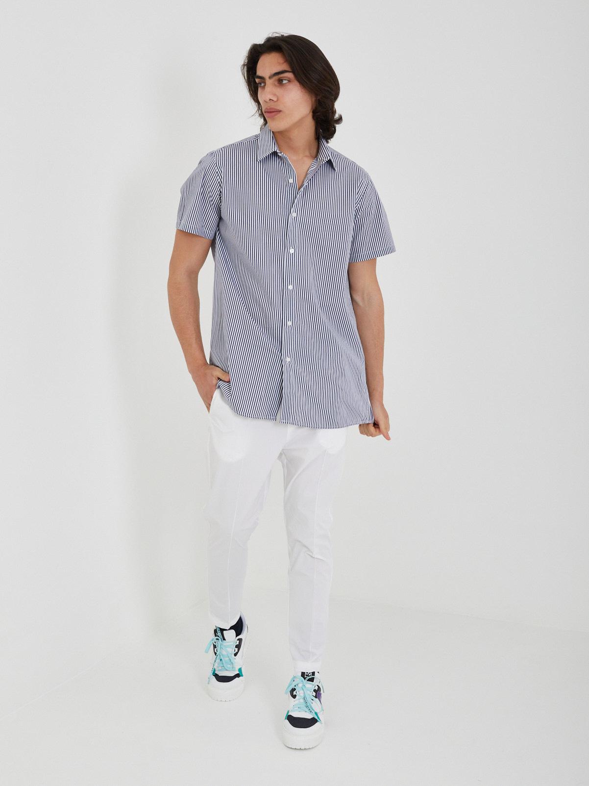 Pantaloni MASTERPIECE | Trousers | RV01121UBIANCO