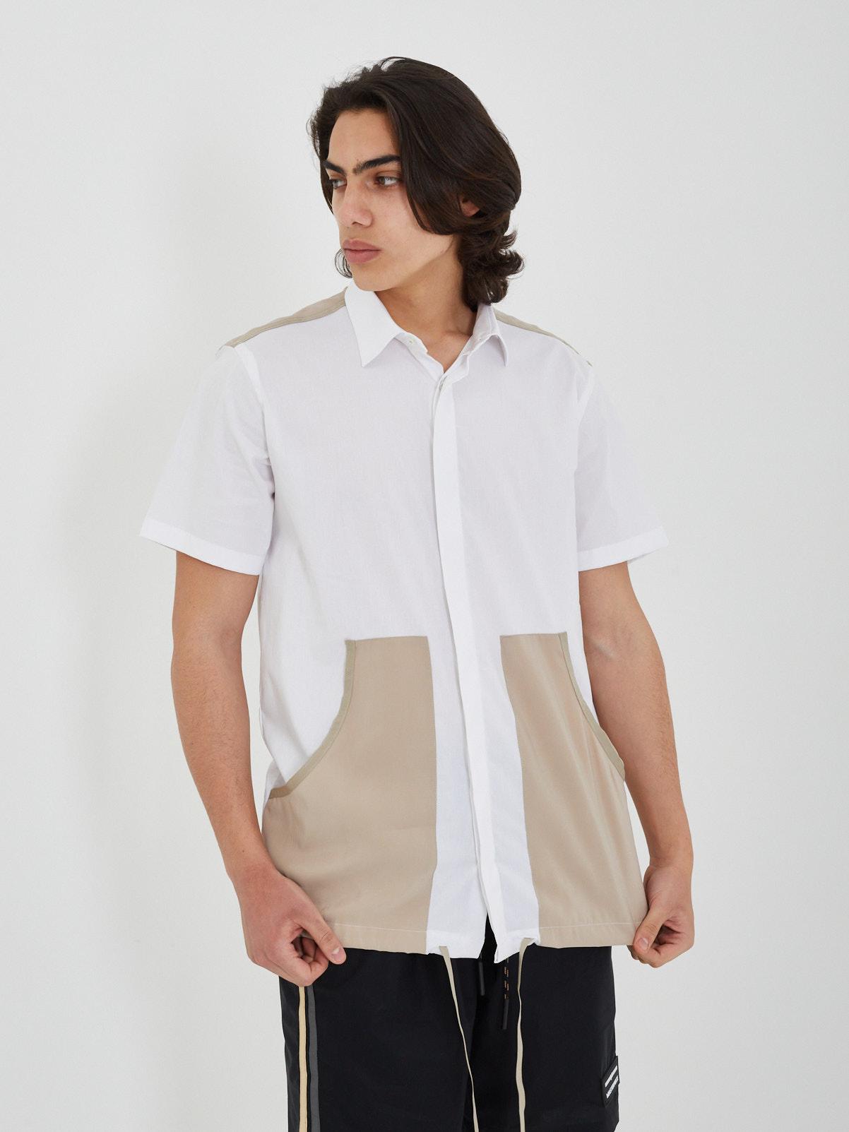 Camicia MASTERPIECE | Camicie | RV44121UBIANCO