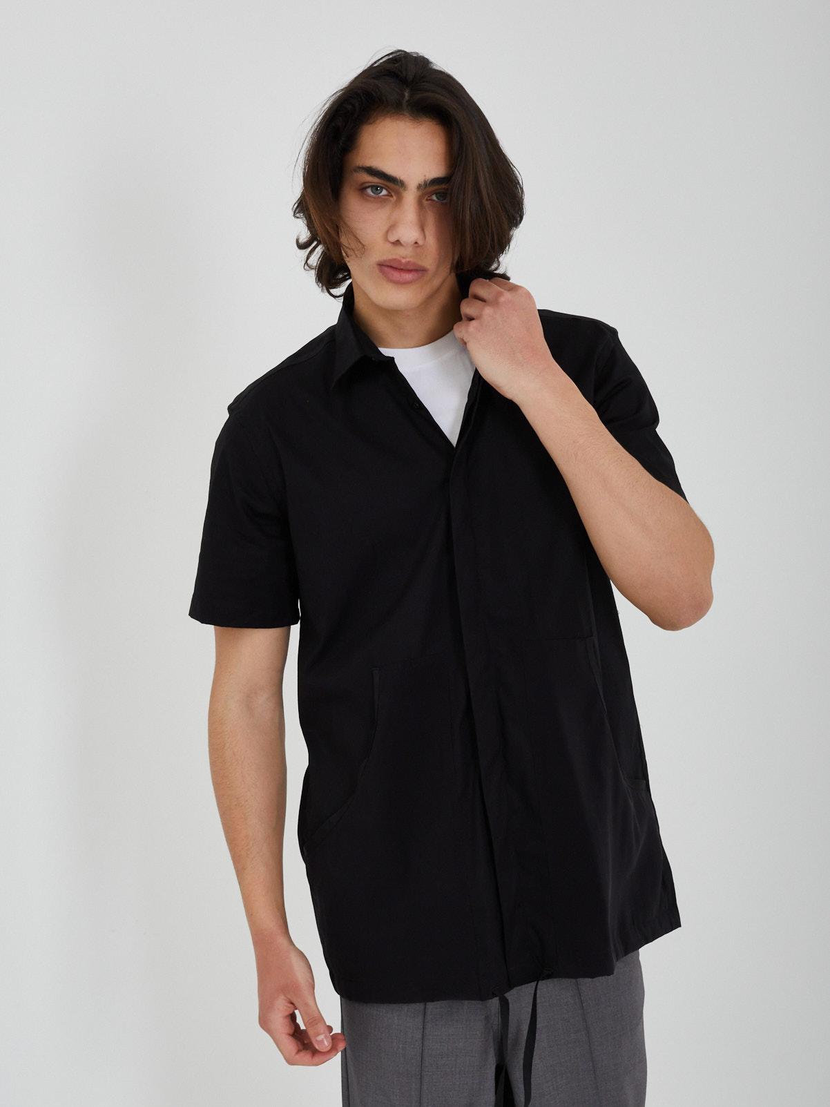 Camicia MASTERPIECE | Camicie | RV44121UNERO
