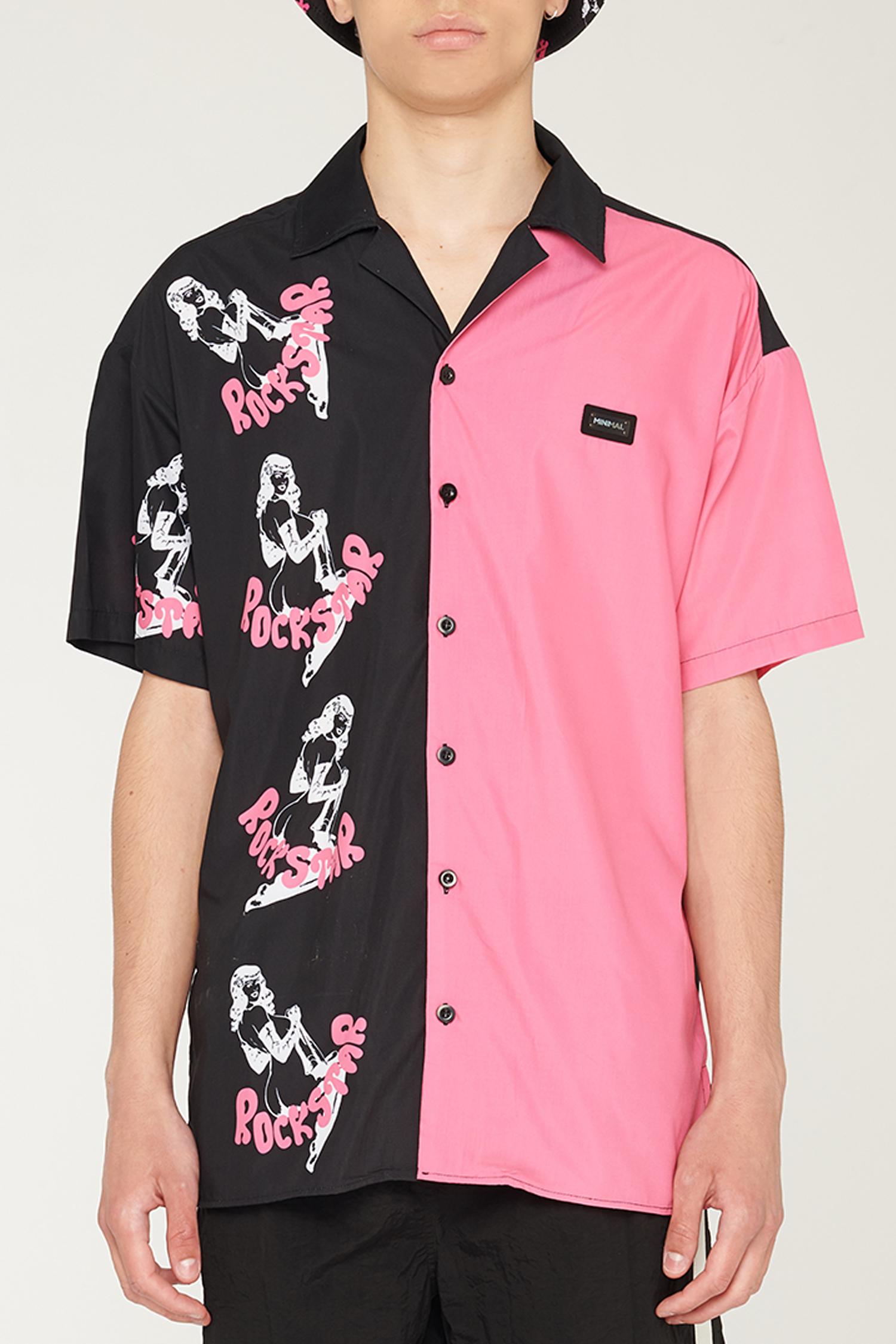Shirt MINIMAL   Shirts   U2554ROSA