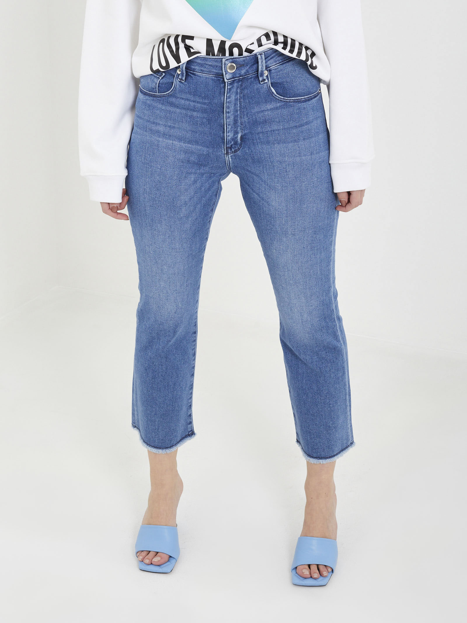 Jeans MOSCHINO | Jeans | WQ456 02 SJEANS