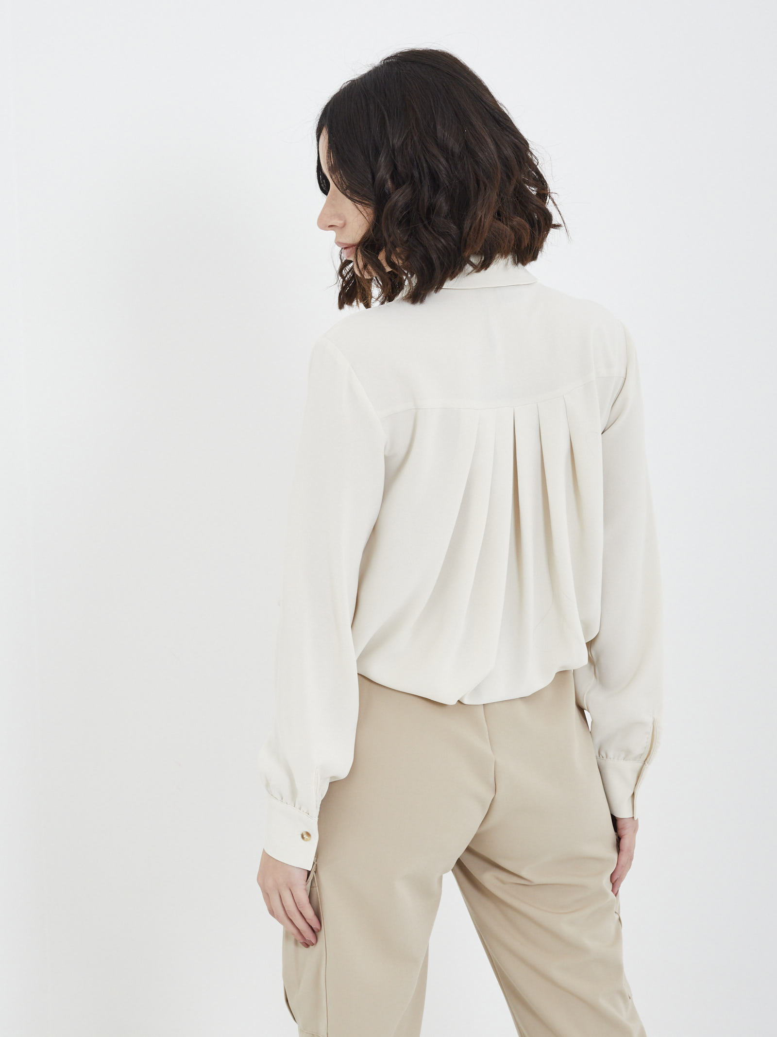 Shirt PIECES | Shirts | 17110702PANNA