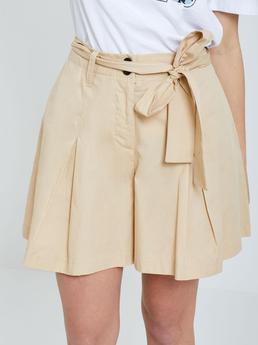 Short PIECES | Shorts | 17112521BEIGE