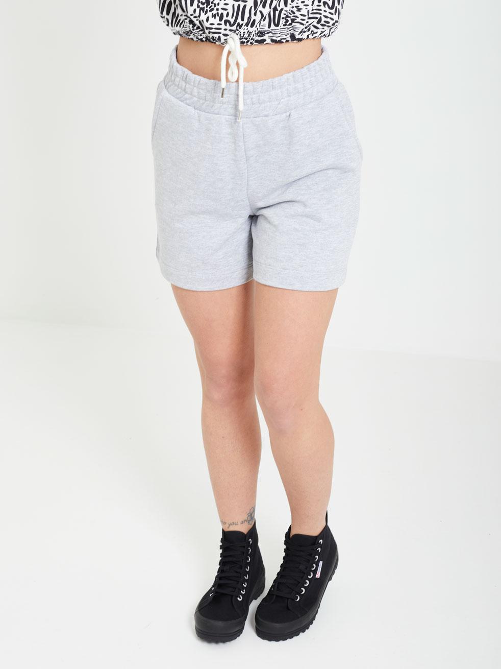 Short PIECES | Shorts | 17112651GRIGIO