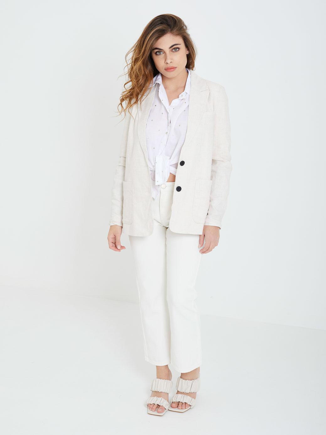 Jacket VERO MODA | Jackets | 10243692BEIGE