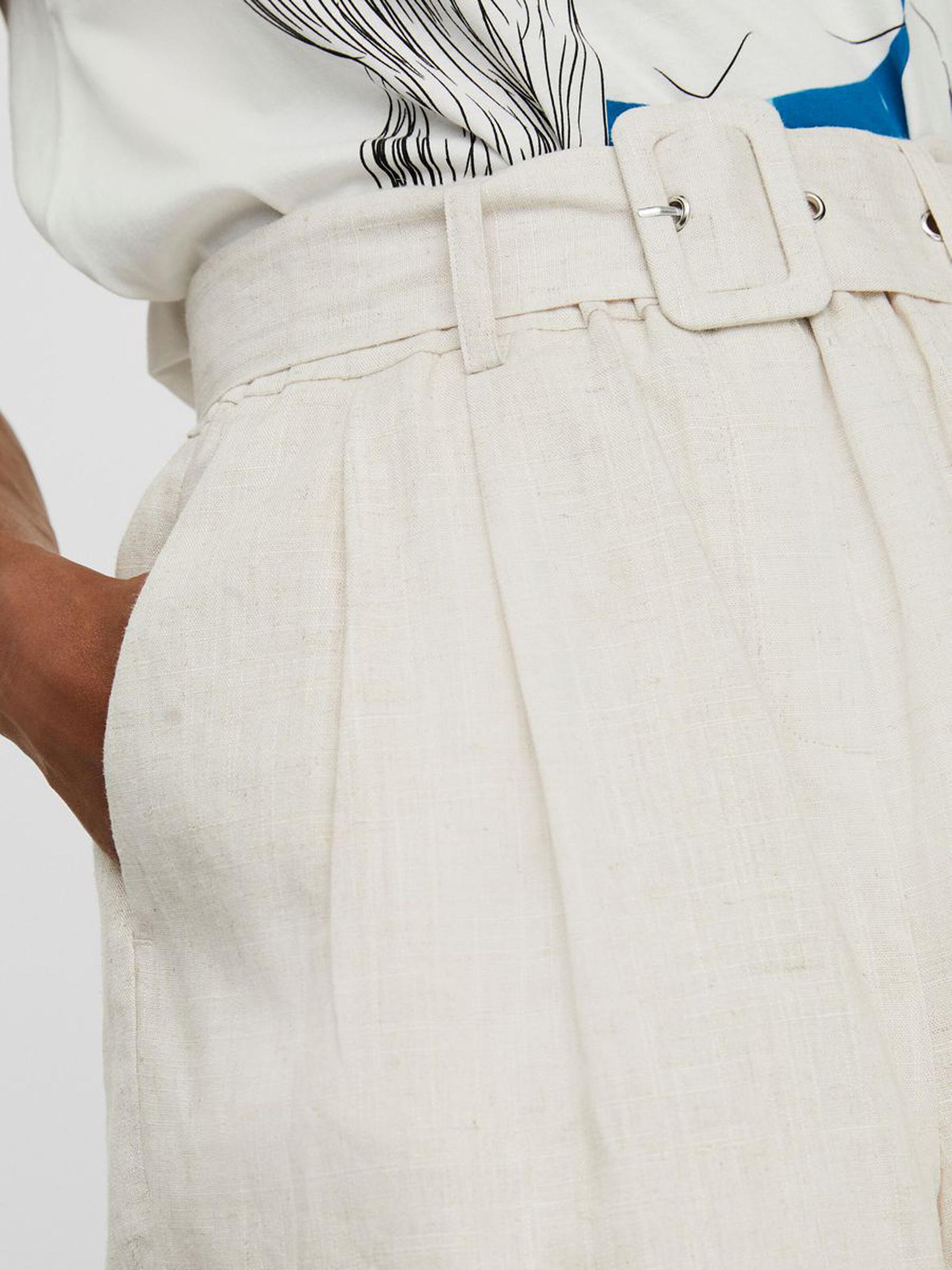 Short VERO MODA | Shorts | 10243696BEIGE