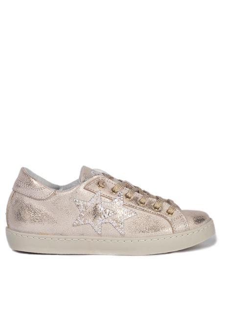 2Star 2 STAR | Sneakers | 2SD2412BIANCO/BRONZO
