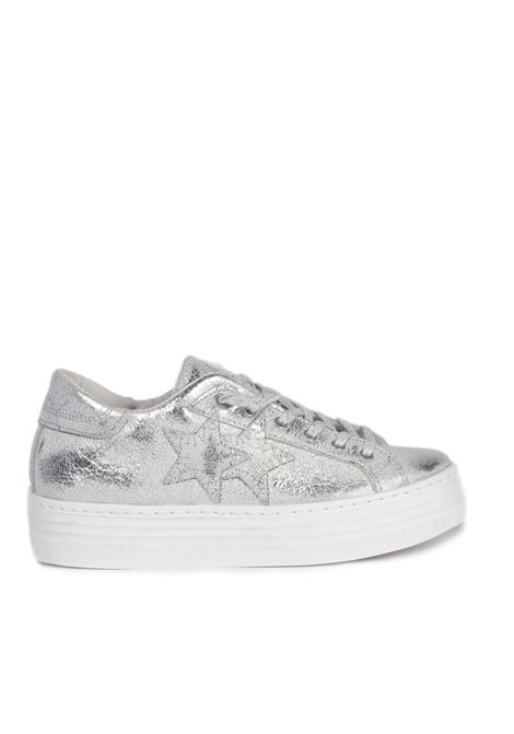 2Star 2 STAR | Sneakers | 2SD2437ARGENTO