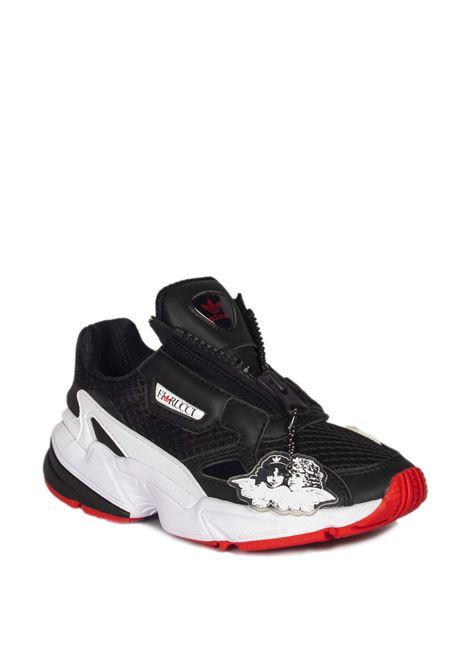 Adidas Falcon Zip by Fiorucci ADIDAS | Sneakers | EF3644NERO