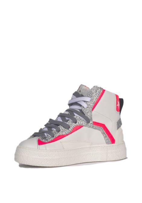 Barcelon BARCELON | Sneakers | MT07/D.3BIANCO/FUXIA FLUO