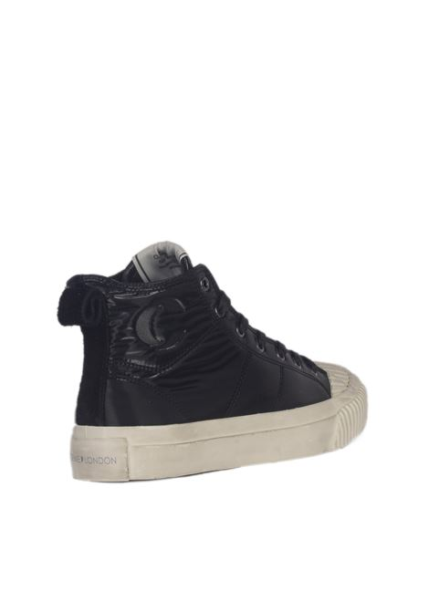 CRIME | Sneakers | 25403AA2.20NERO LUCIDO