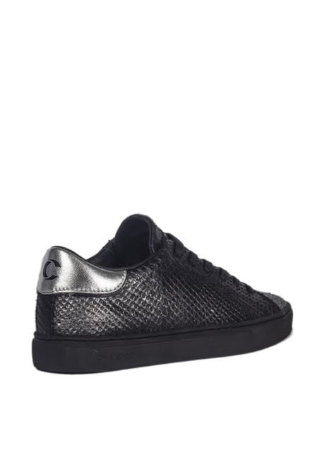 CRIME | Sneakers | 25728NERO PITONATO